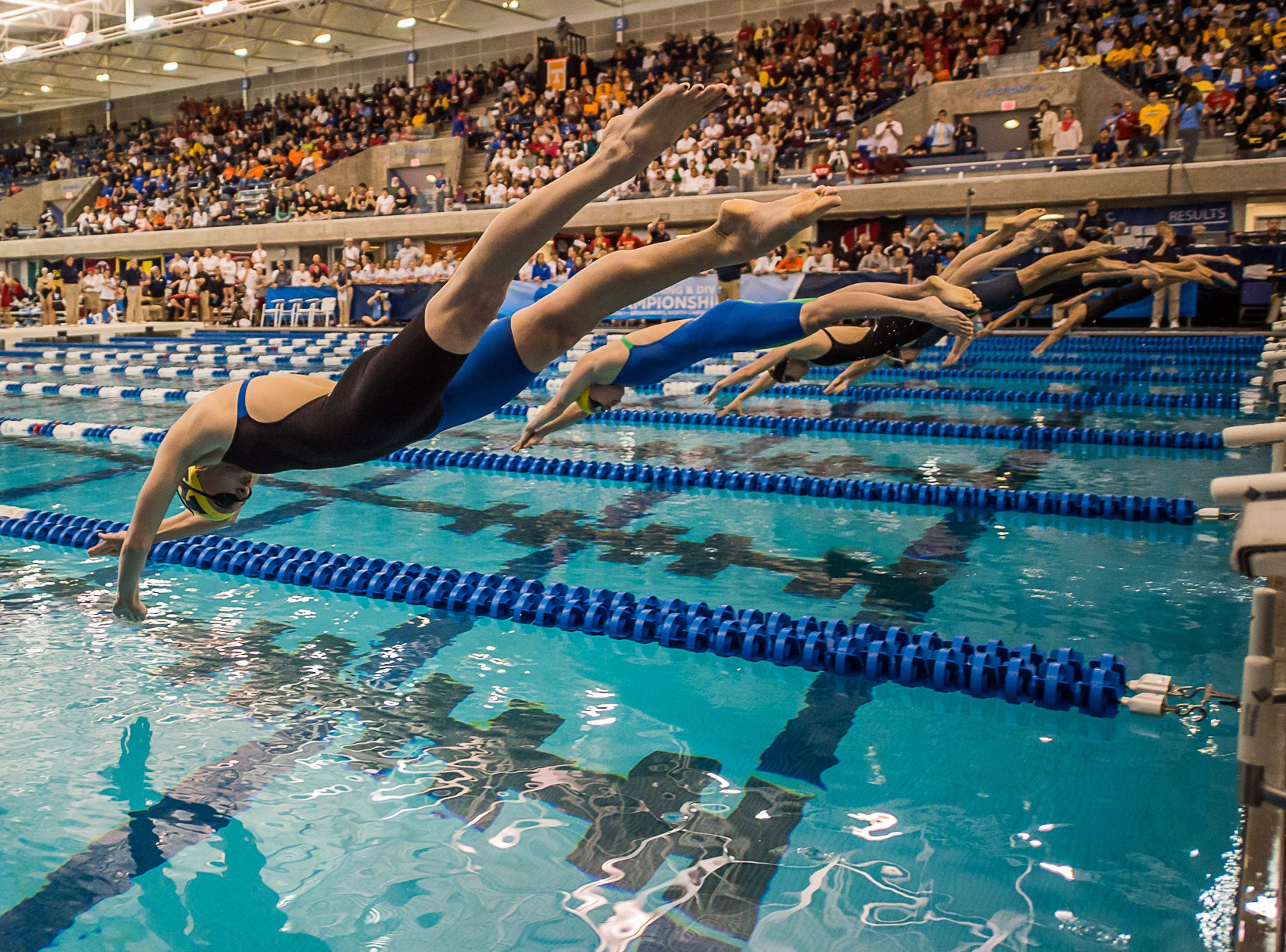 Greensboro Aquatic Center: More Than Just A Pool
