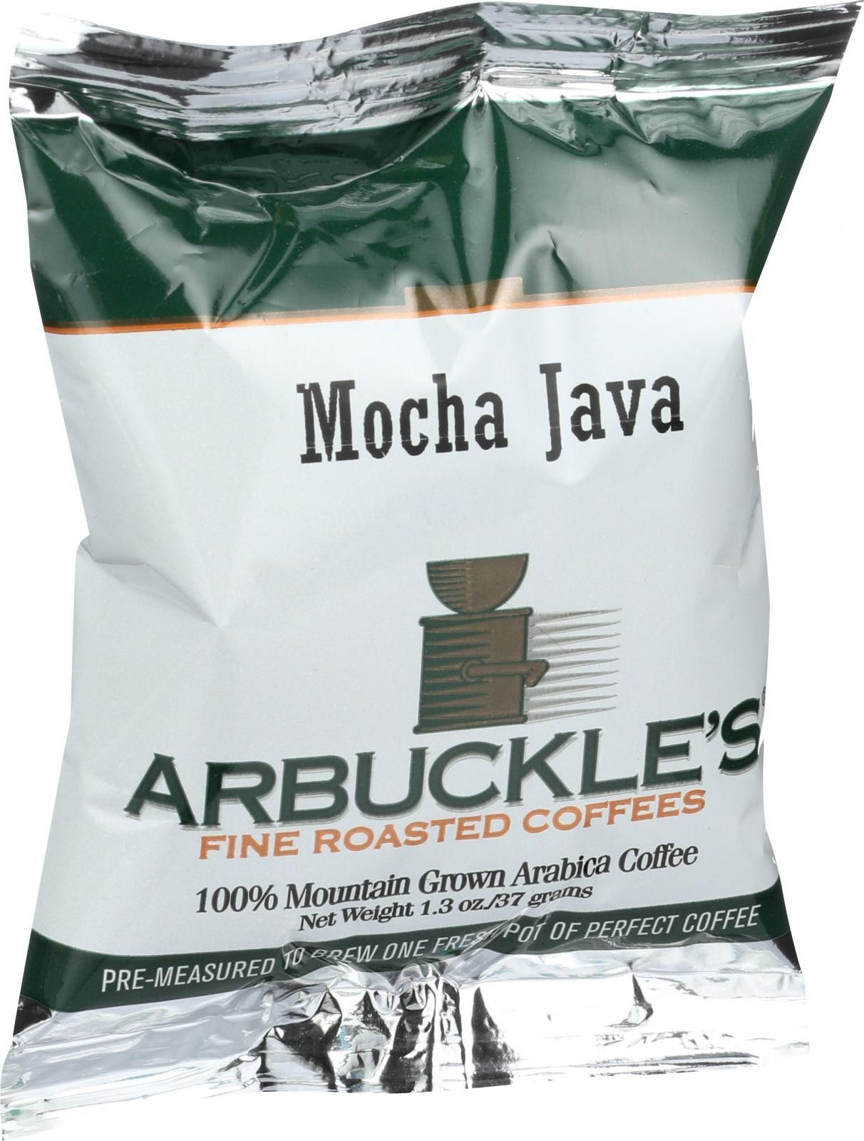 Arbuckles' Coffee - Mocha Java - 1.3 oz - Case of 10 | Products ...