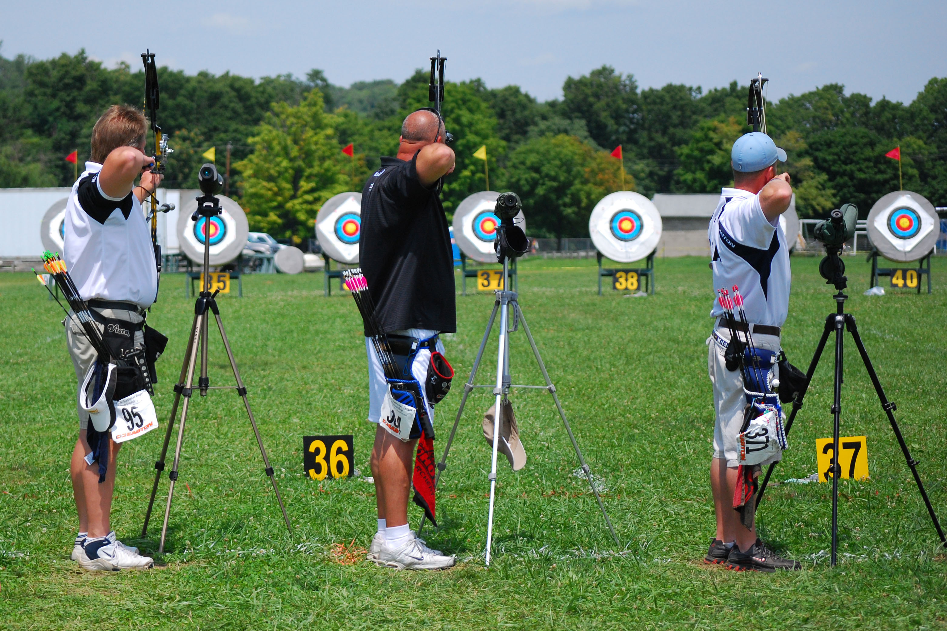 Fort Bragg NCO earns spot on U.S. Archery team | Article | The ...