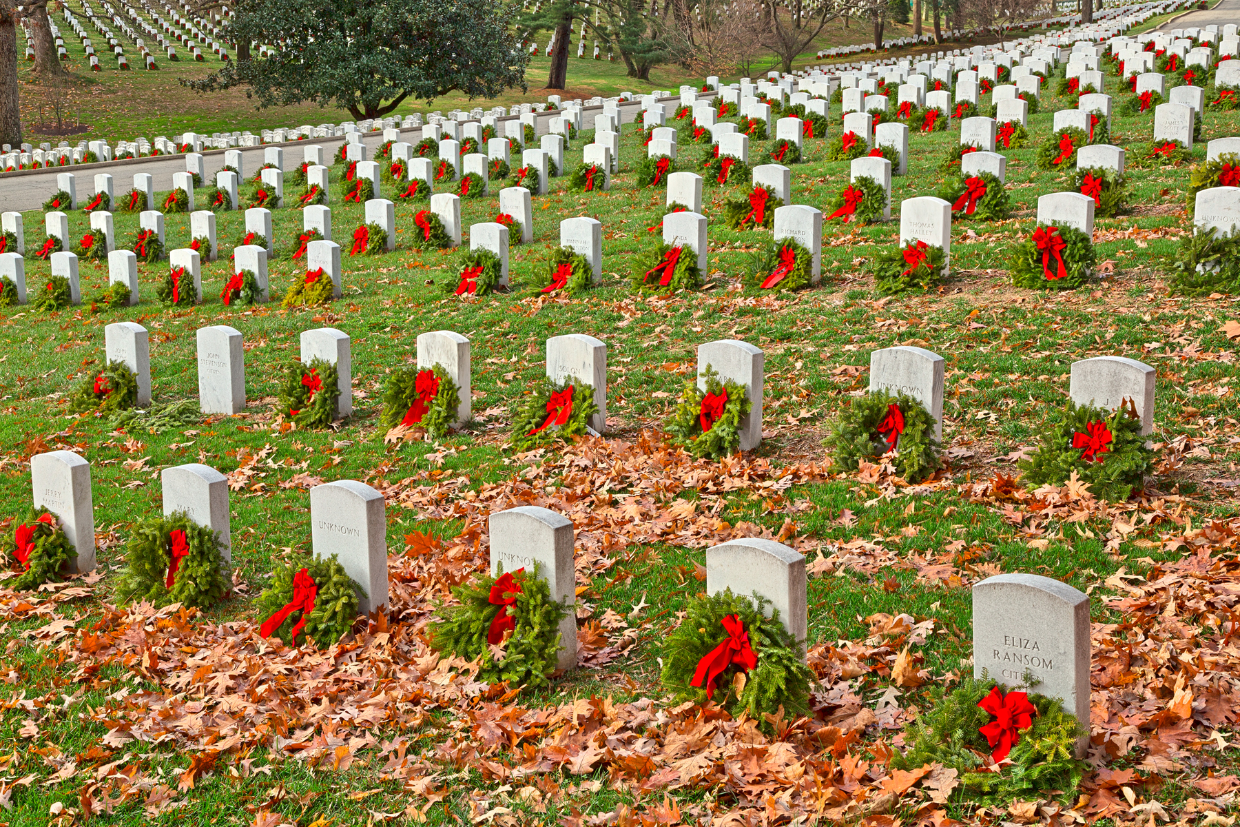 Arlington National Cemetery - HDR, Ribbons, Spiritual, Soldiers, Soldier, HQ Photo