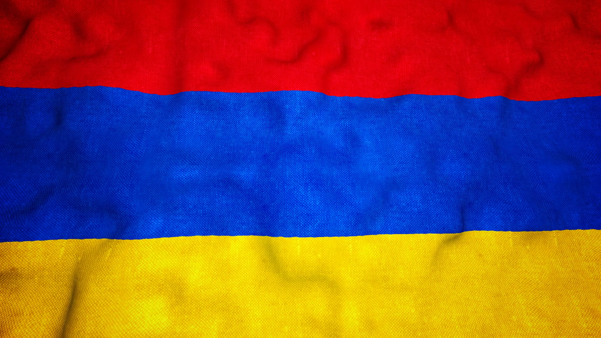 Armenian Flag Seamless Video Loop Motion Background - Videoblocks