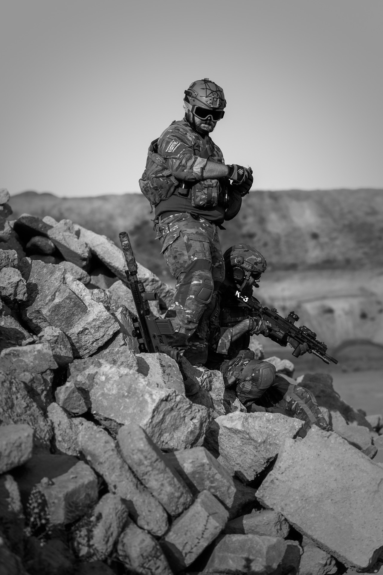 Army task force photo