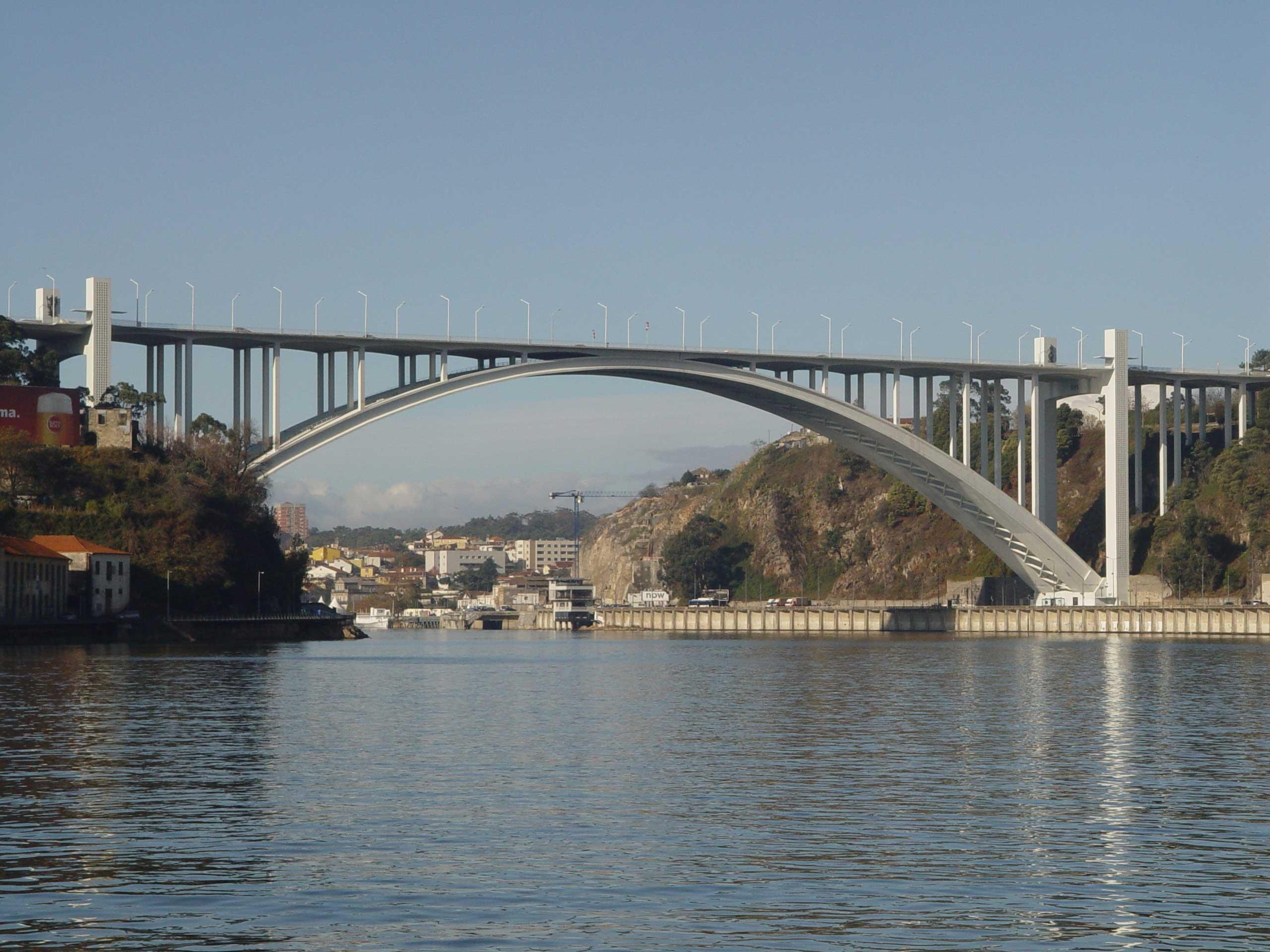 Arrabida Bridge, Leixoes, Portugal | CruiseBe