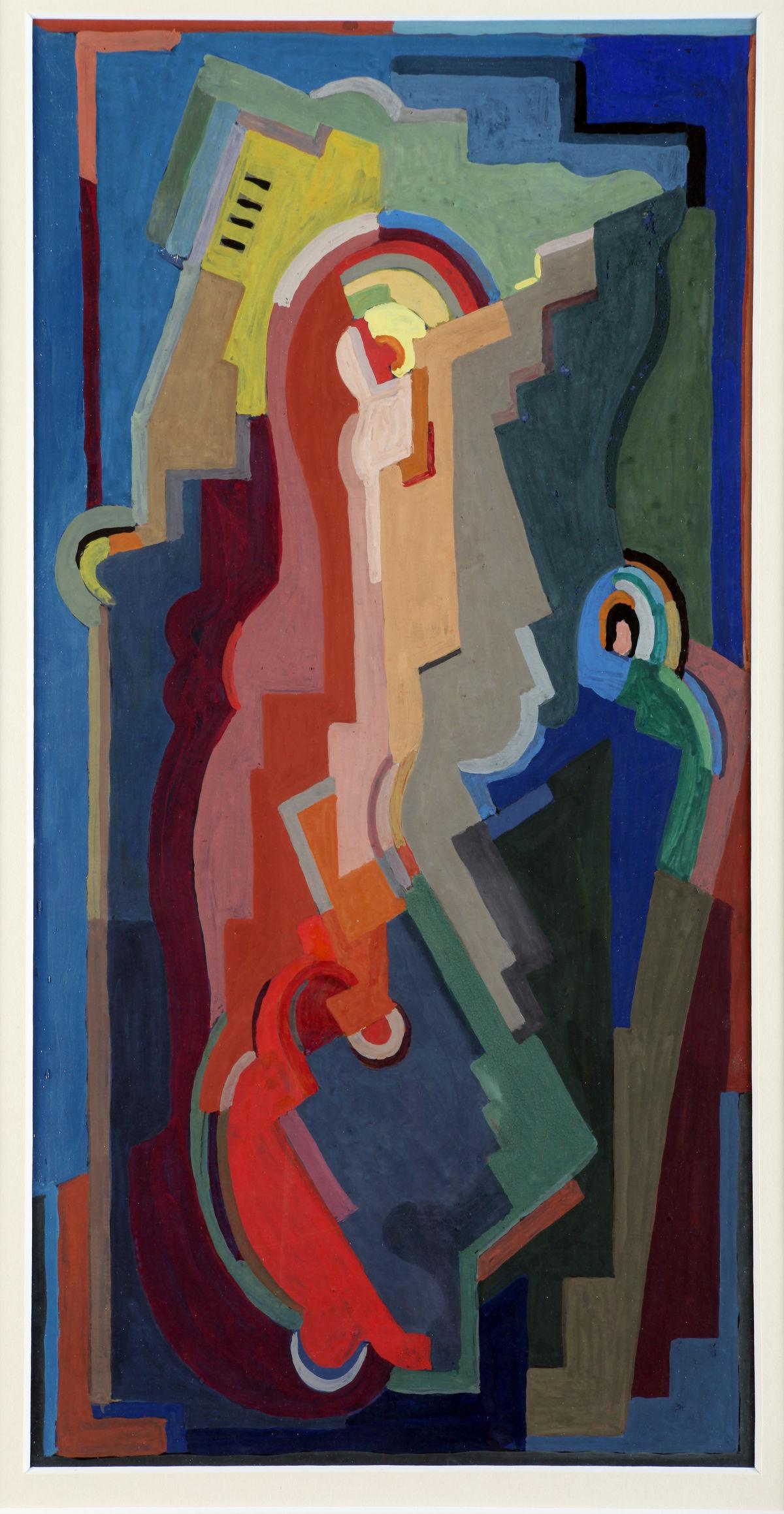 The Female Painter Whose Modern Art Shocked Ireland - Artsy