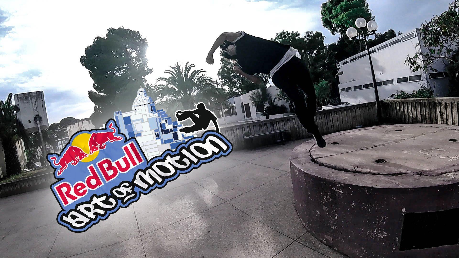 Guecem Abderrazak - Red Bull Art of Motion 2016 Online Qualifier ...