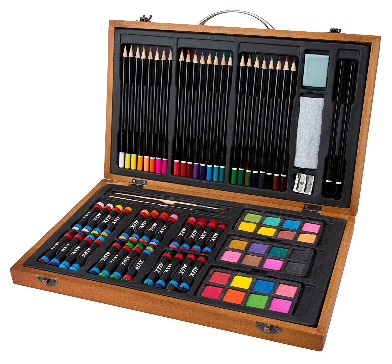 Amazon.com: ALEX Toys Artist Studio Portable Essential Art Supplies ...