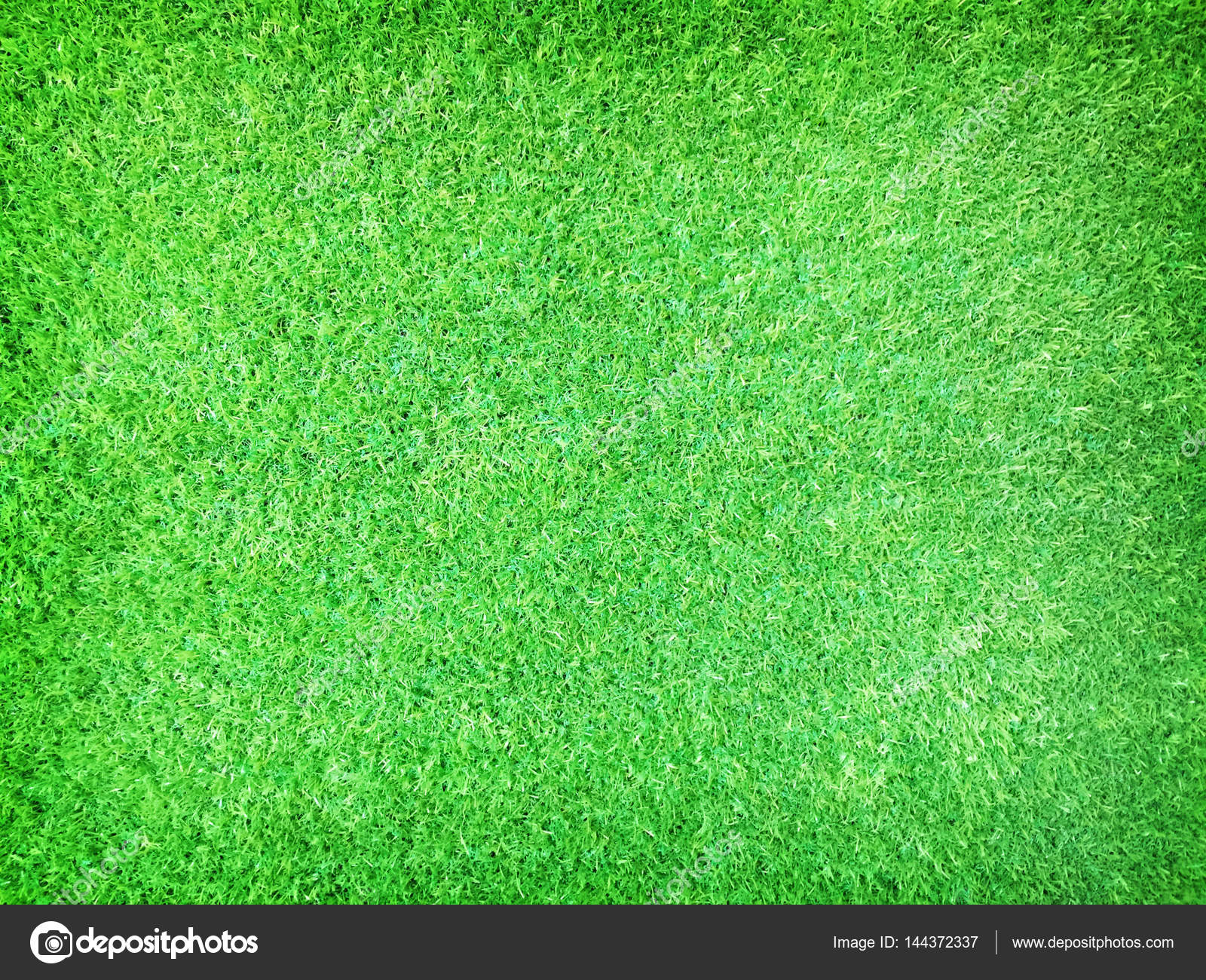 Green artificial grass texture or background and empty space — Stock ...