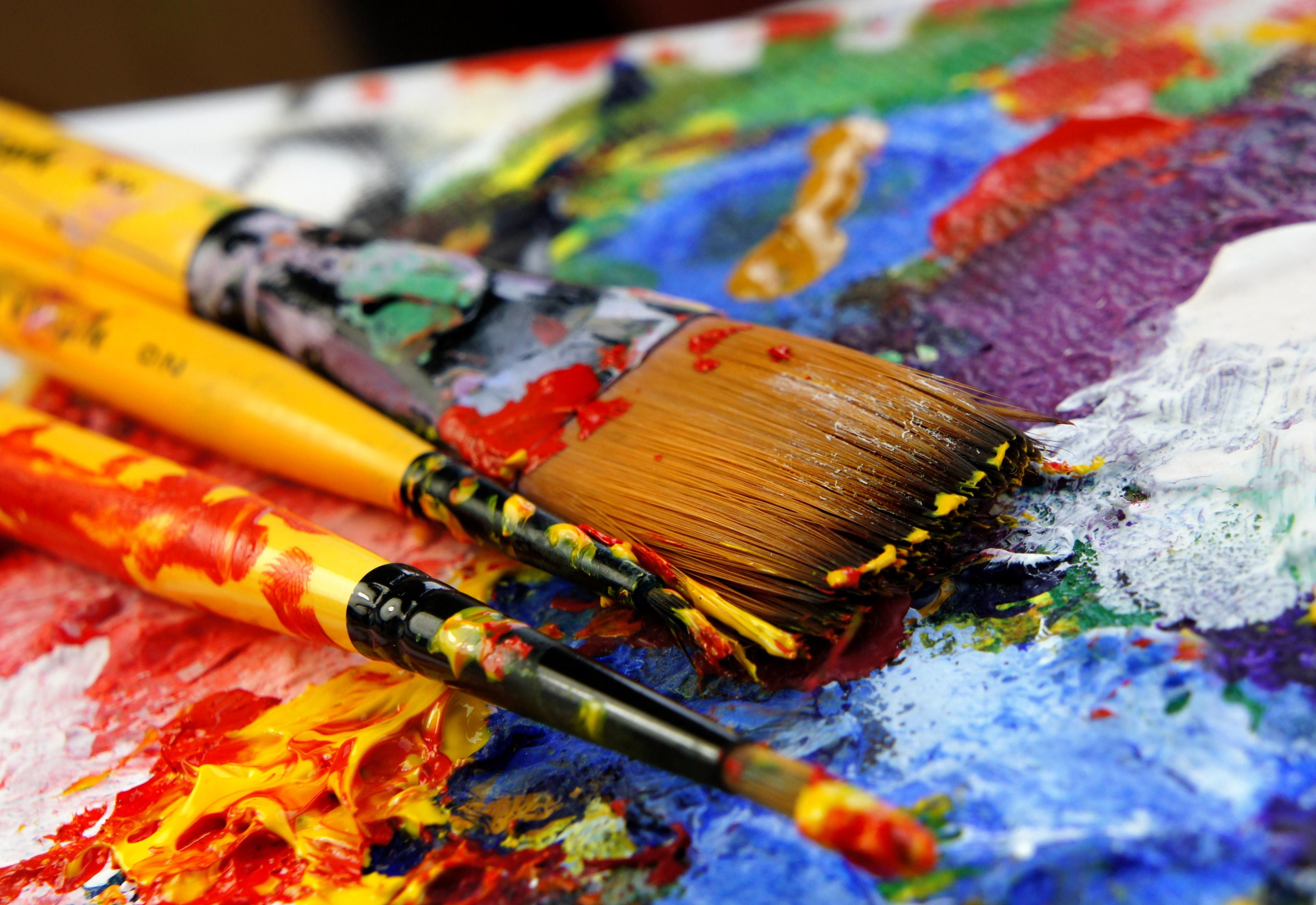 Artists palette photo