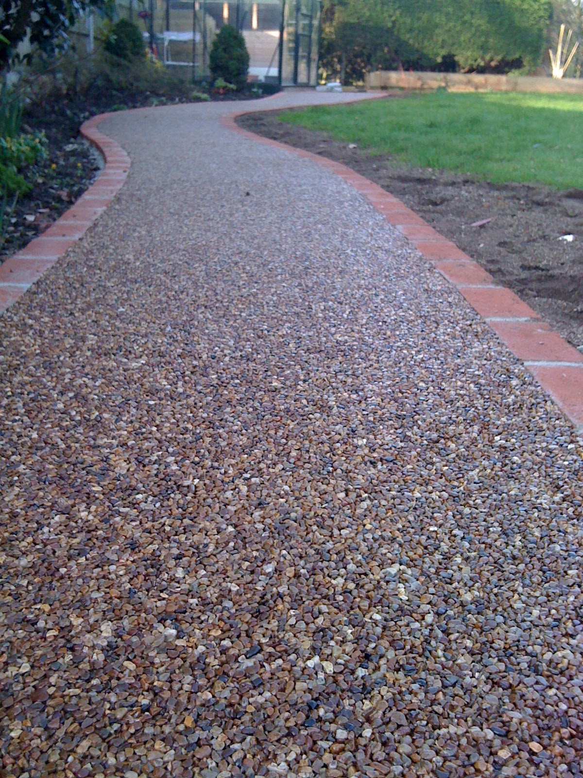 resin bound gravel surfacing the look and benefits are fantastic ...