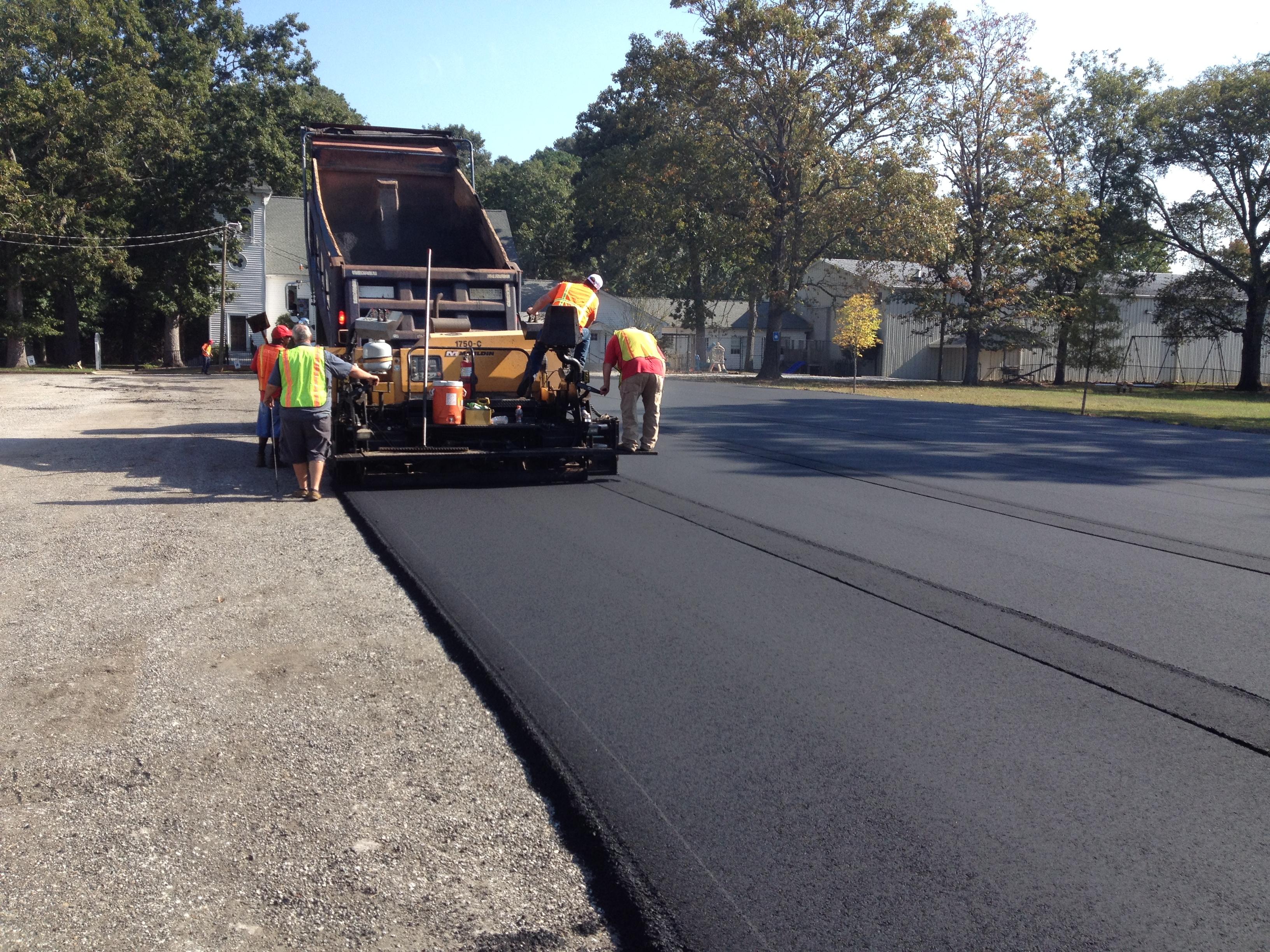 Asphalt Paving Update - Garrett Paving Company | Asphalt Paving ...