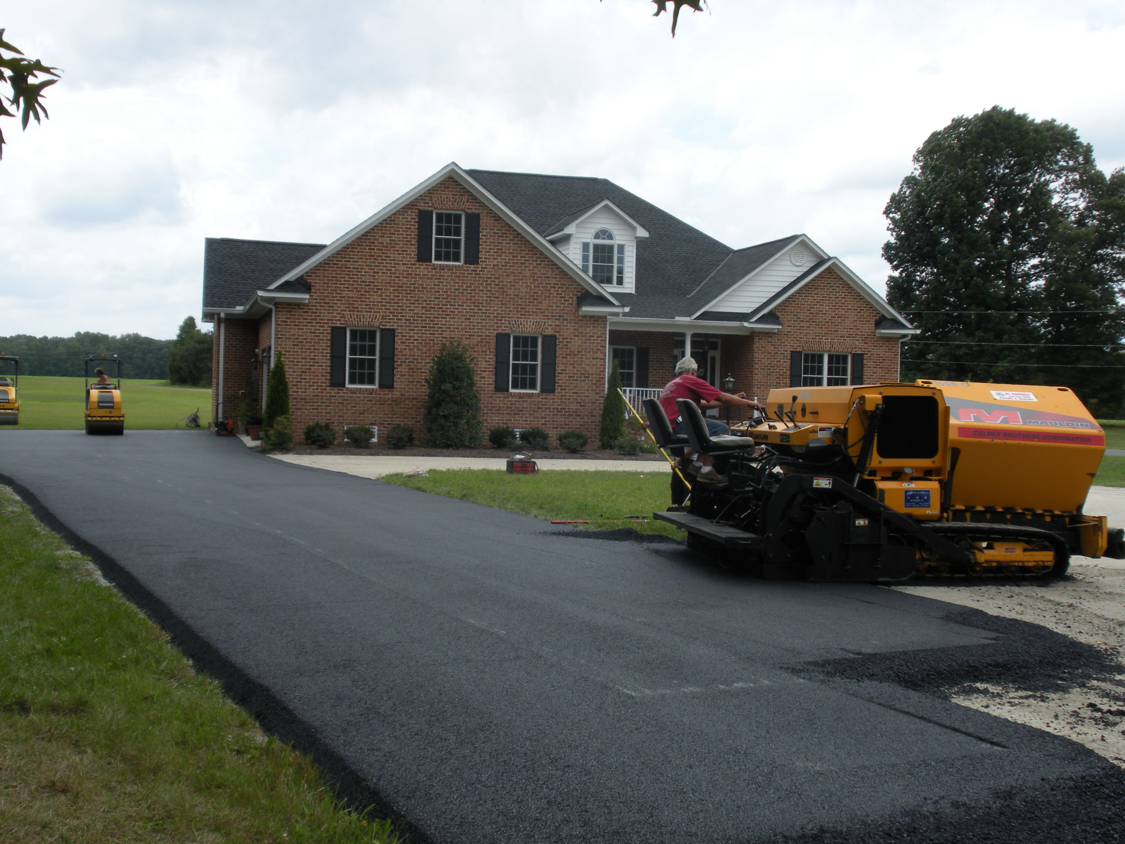 Residential - A1 Asphalt Paving and Sealing