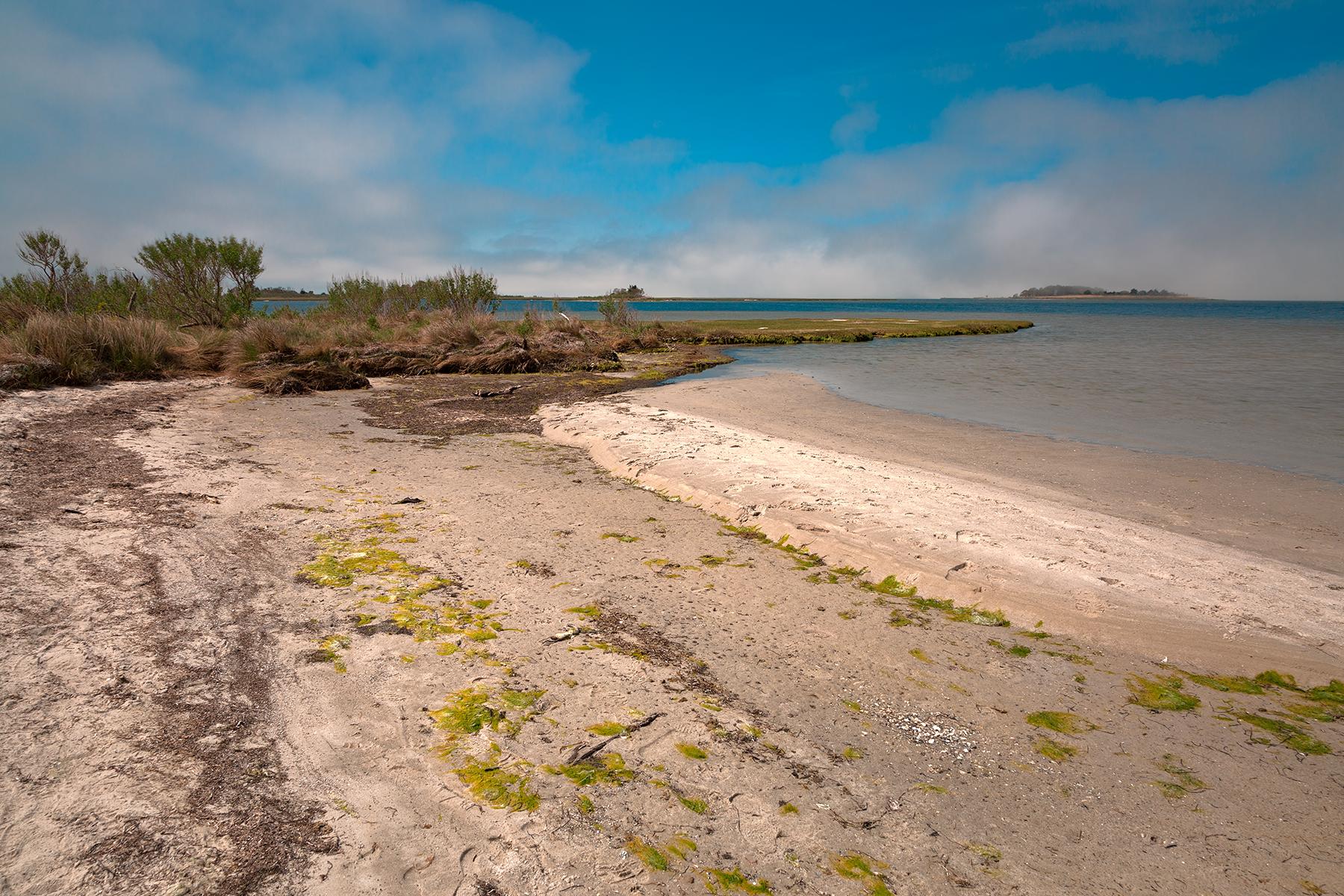 Assateague Island Marsh Beach - HDR, America, Pretty, Seashore, Sea, HQ Photo
