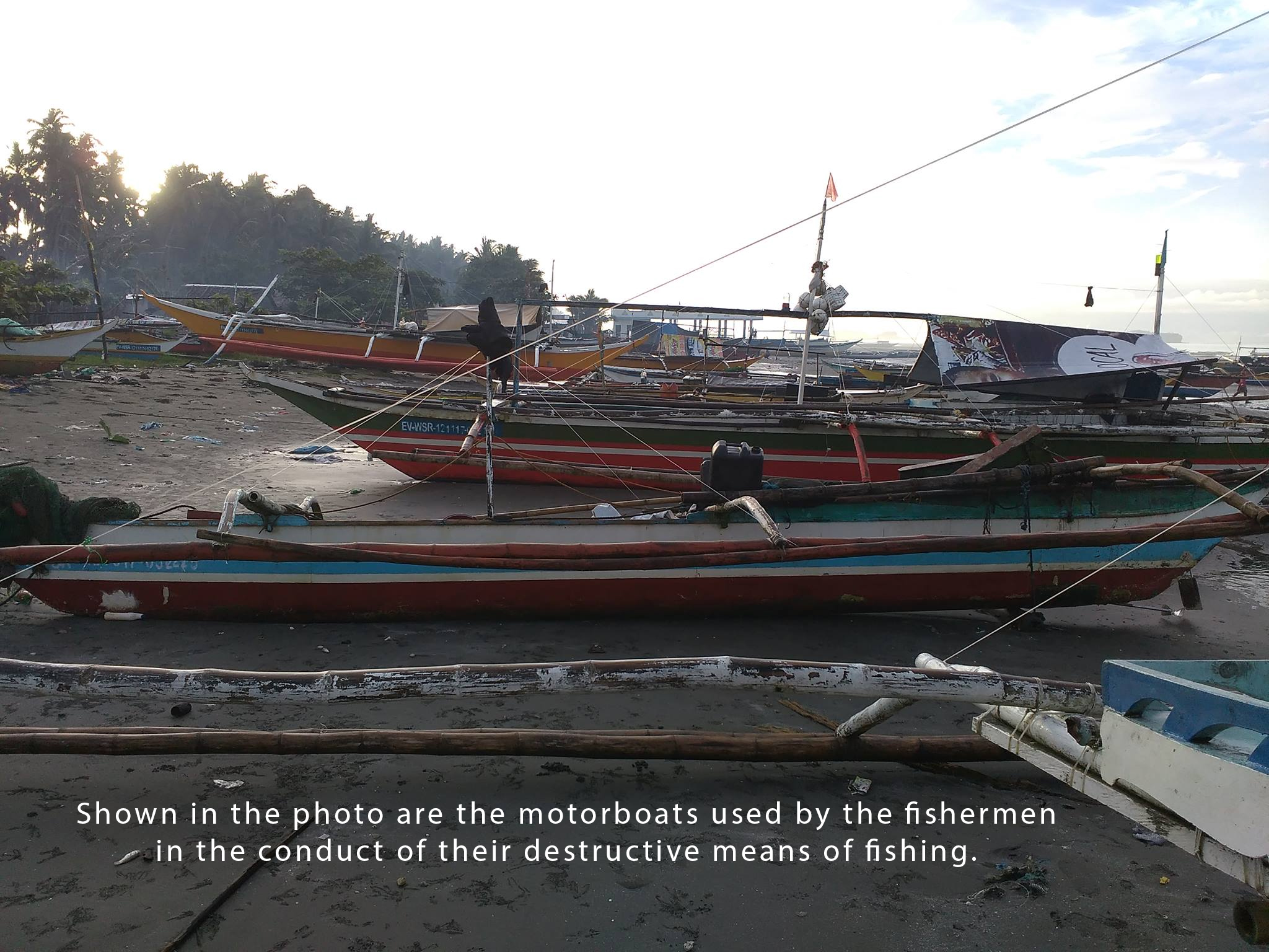11 FISHERMEN IN 7 TRAWL BOATS CAUGHT REDHANDEDLY CONDUCTING ILLEGAL ...
