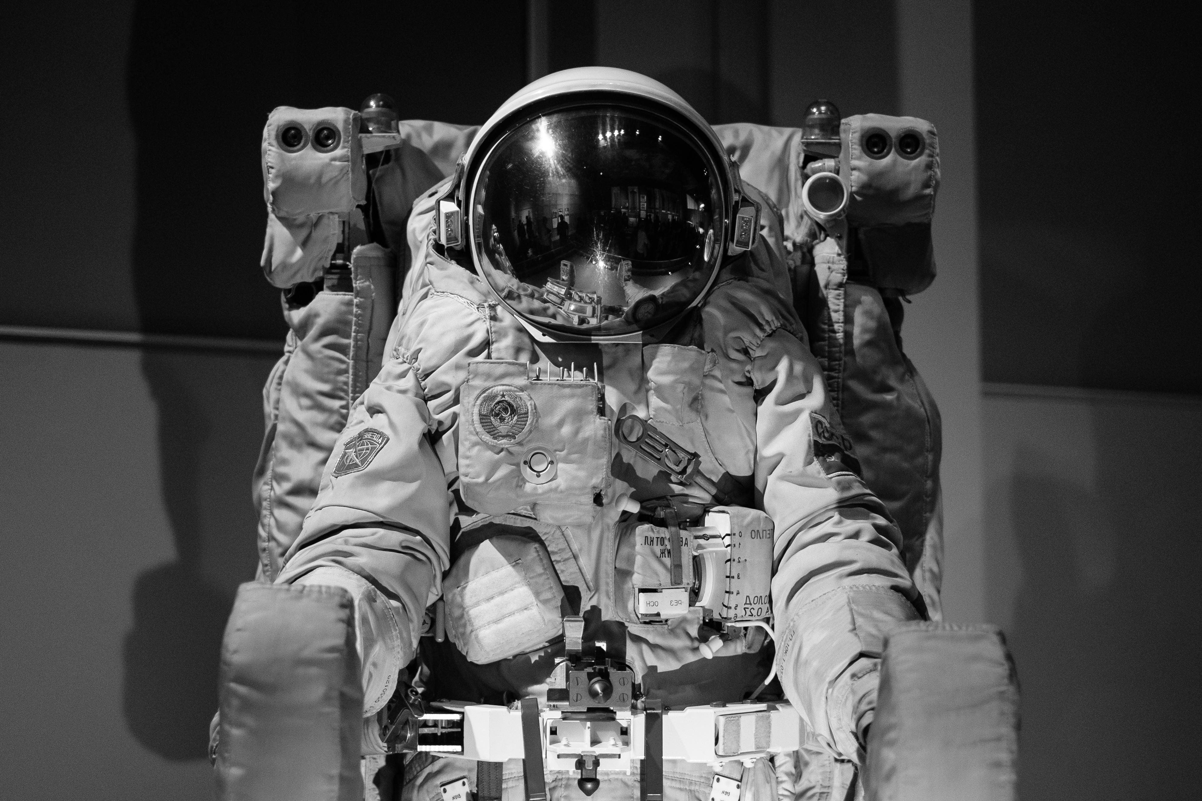 Astronaut, Nasa, Scientist, Space, Suit, HQ Photo