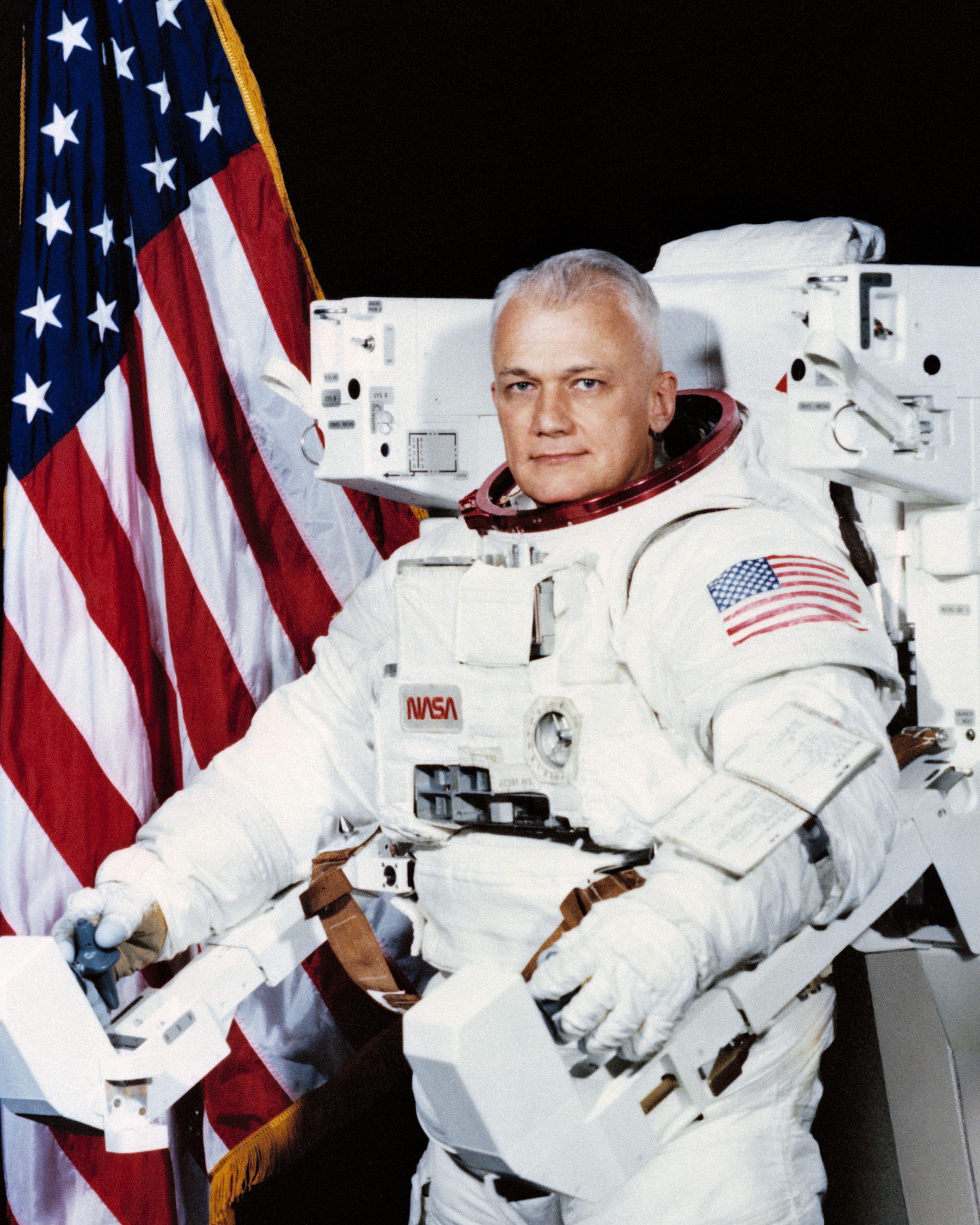 NASA Remembers Astronaut Bruce McCandless II | NASA