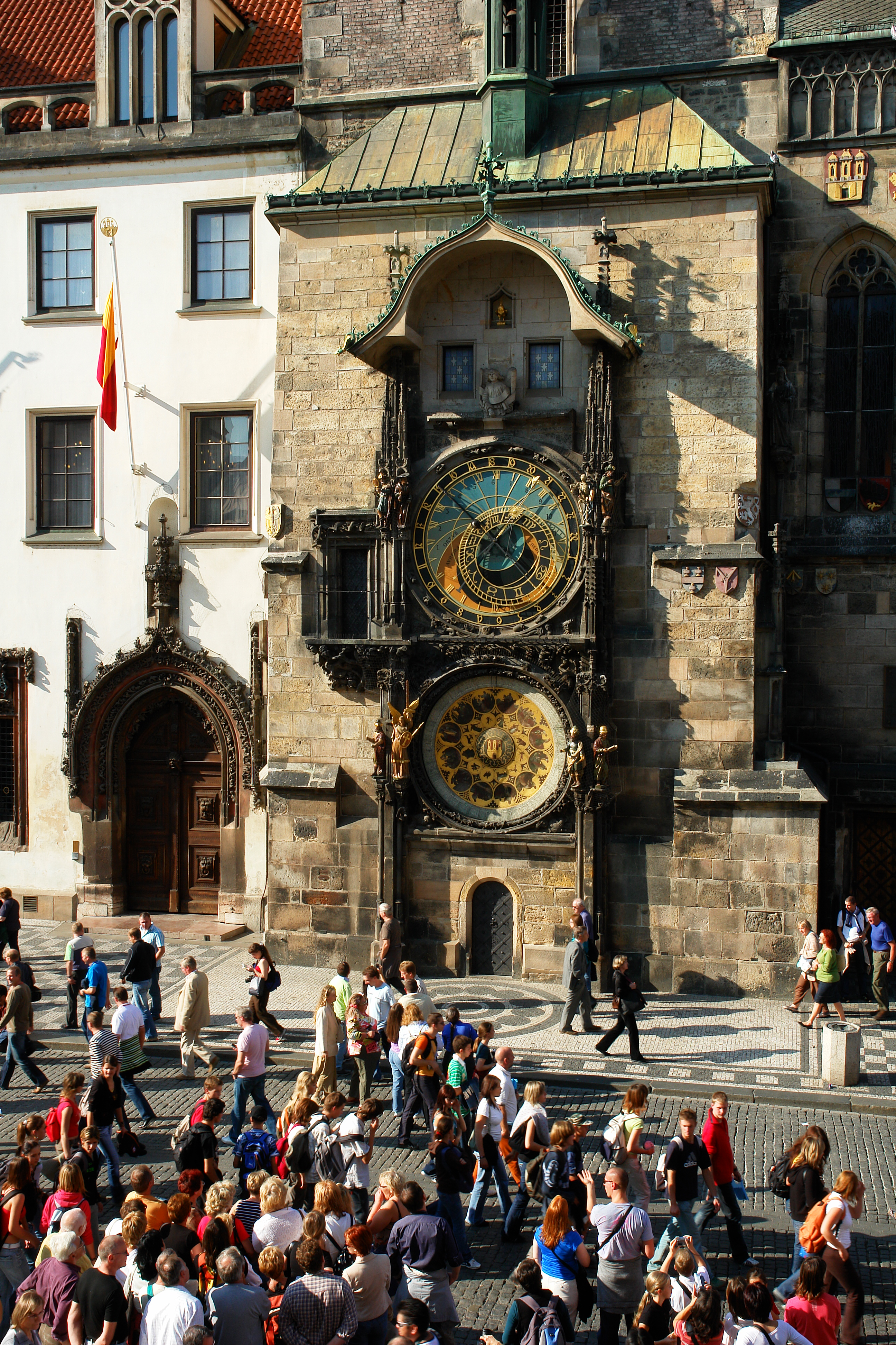 Astronomical Clock - Prague.eu