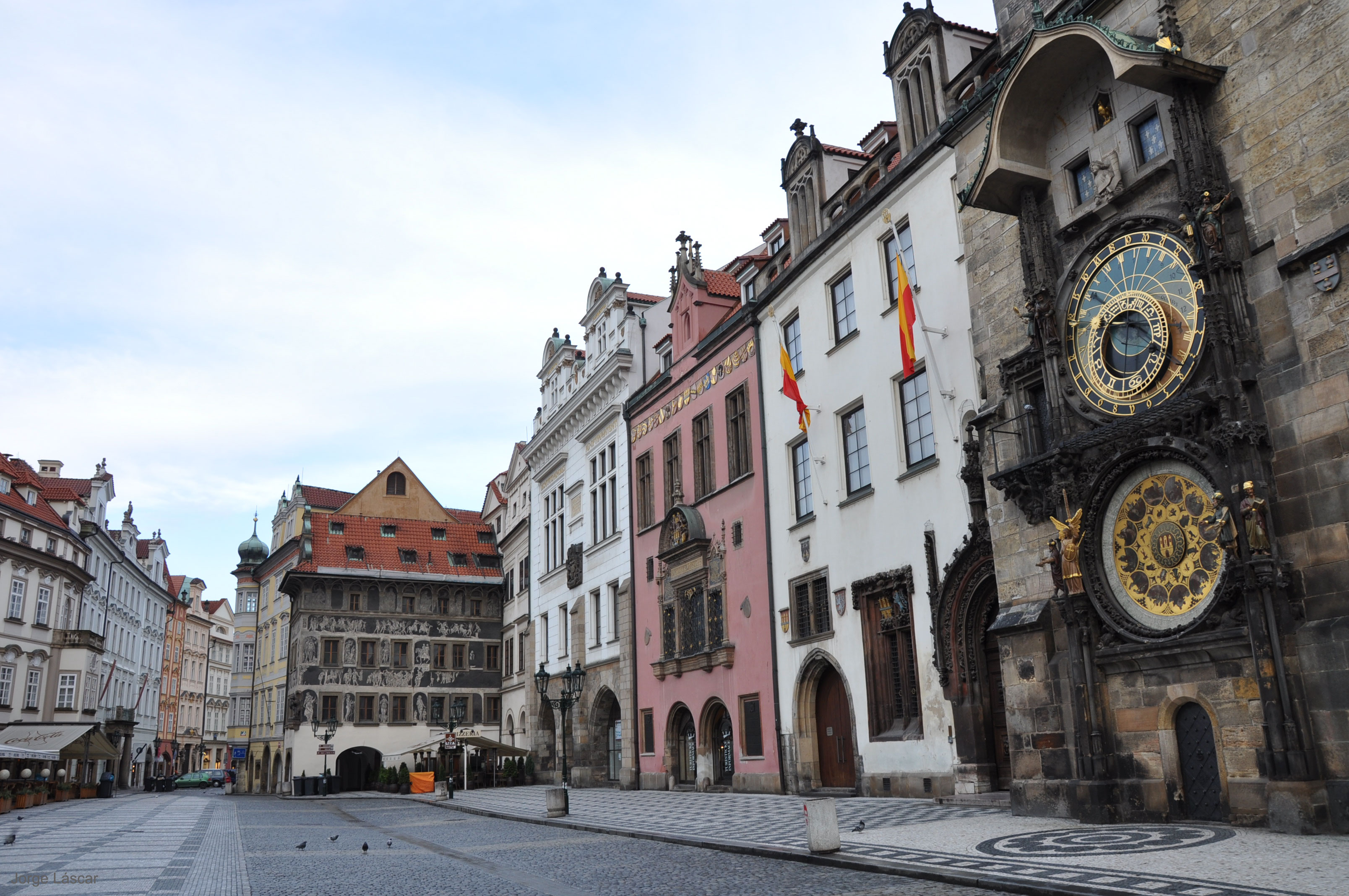 APOD: 2017 November 7 - The Prague Astronomical Clock