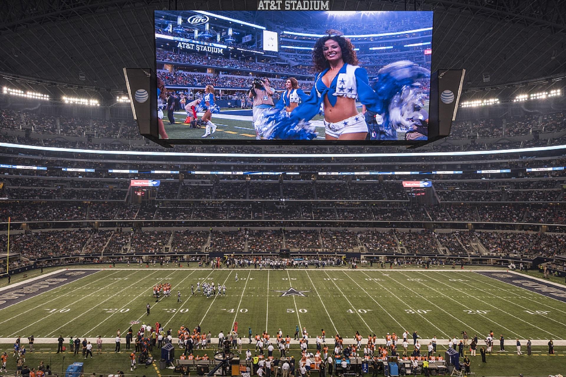 At & t stadium photo