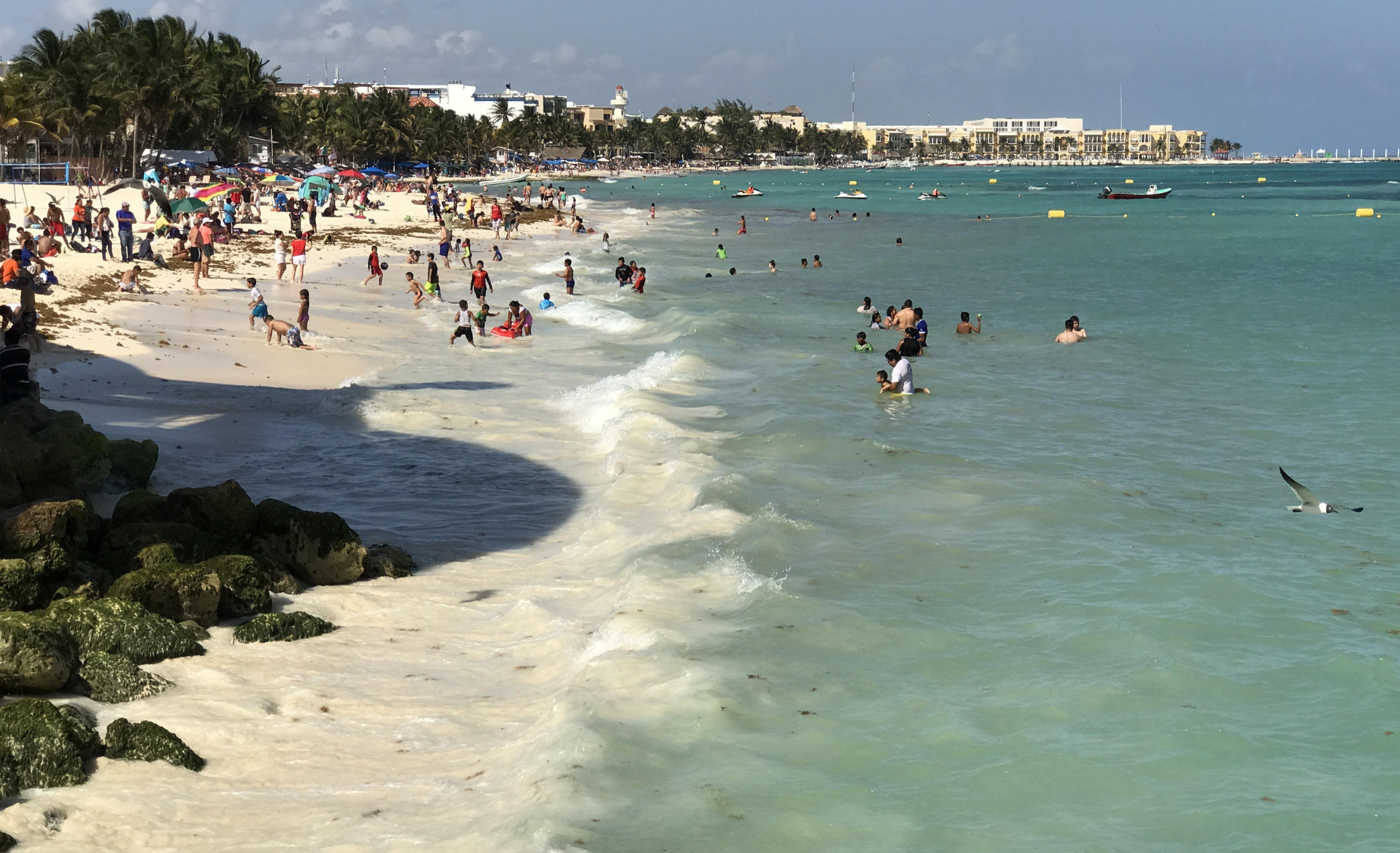 State Department Issues Travel Warning for Mexican Resort Town After ...