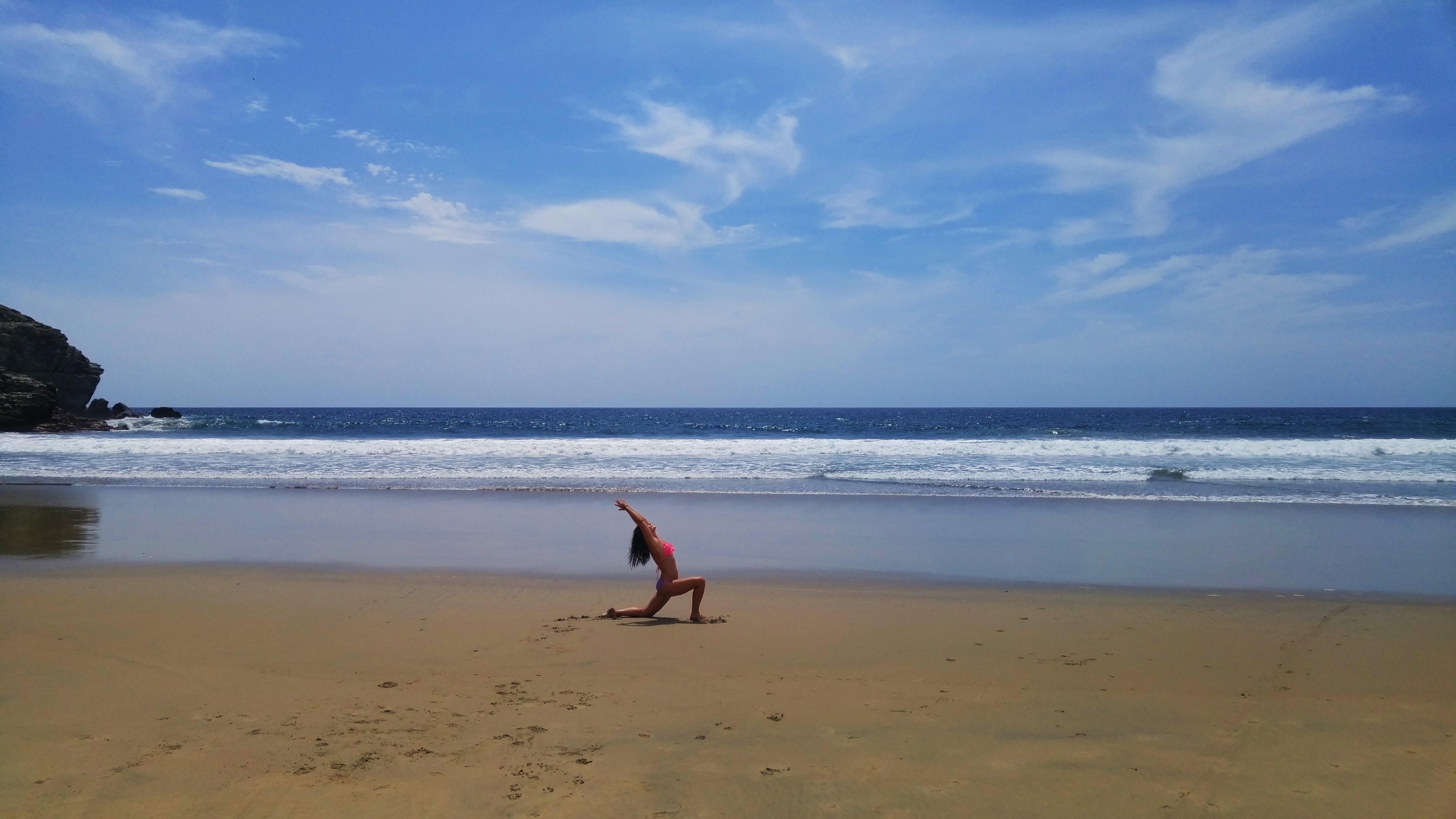 Stay Healthy Traveling - A Week at the Beach