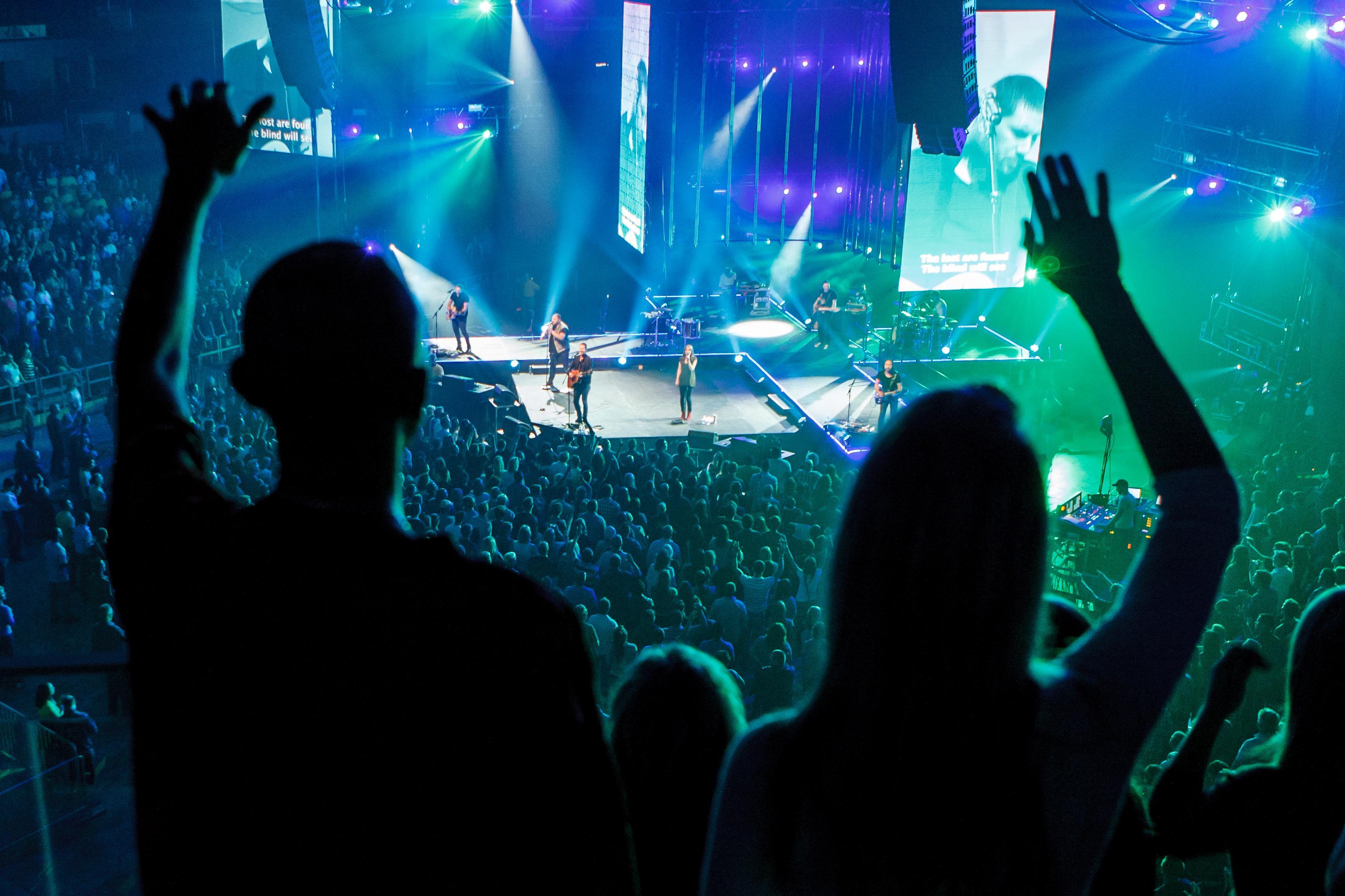 The Hillsong LIVE! Experience | Bankofkentuckycenter's Blog