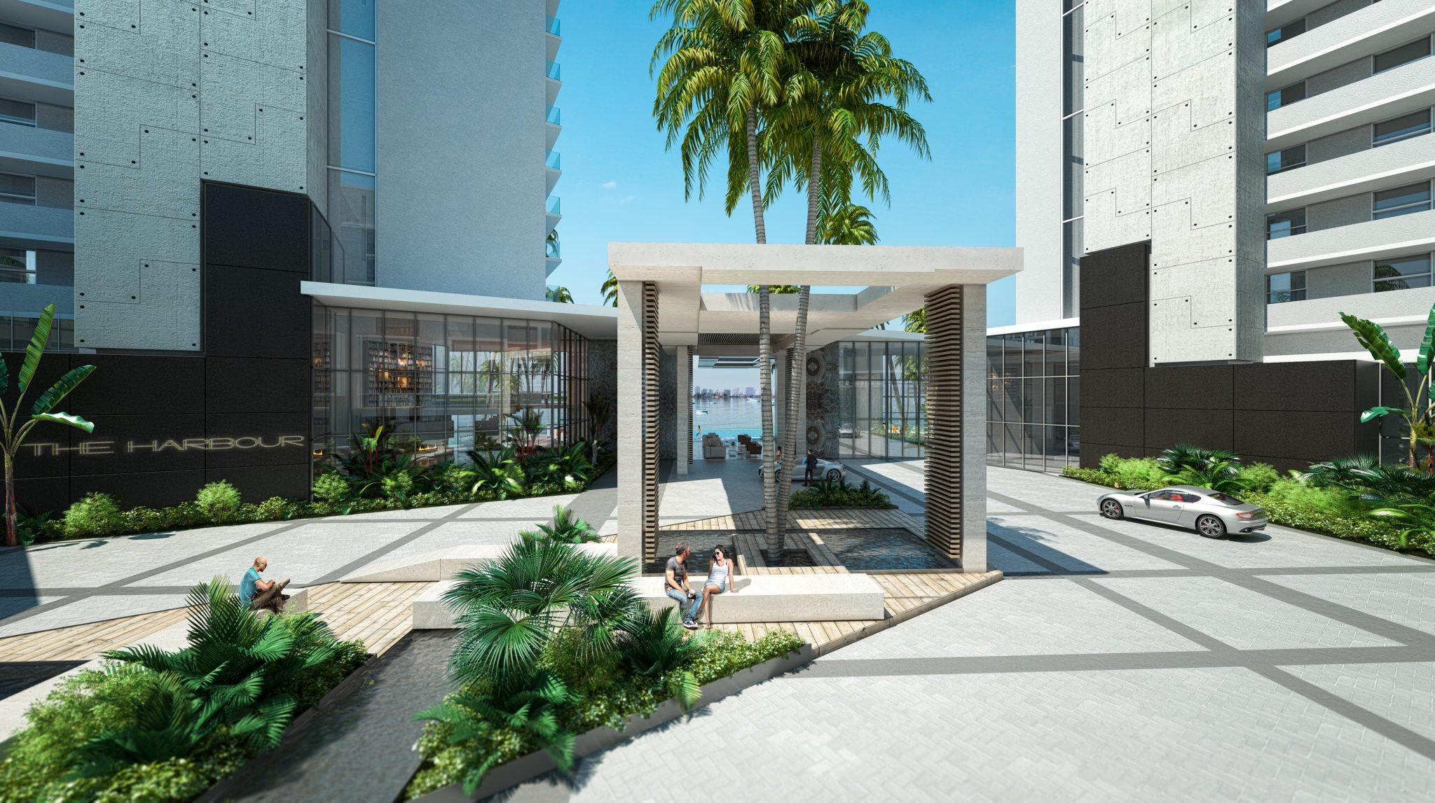 The Harbour Condo Miami Beach | Lux Life Miami Blog