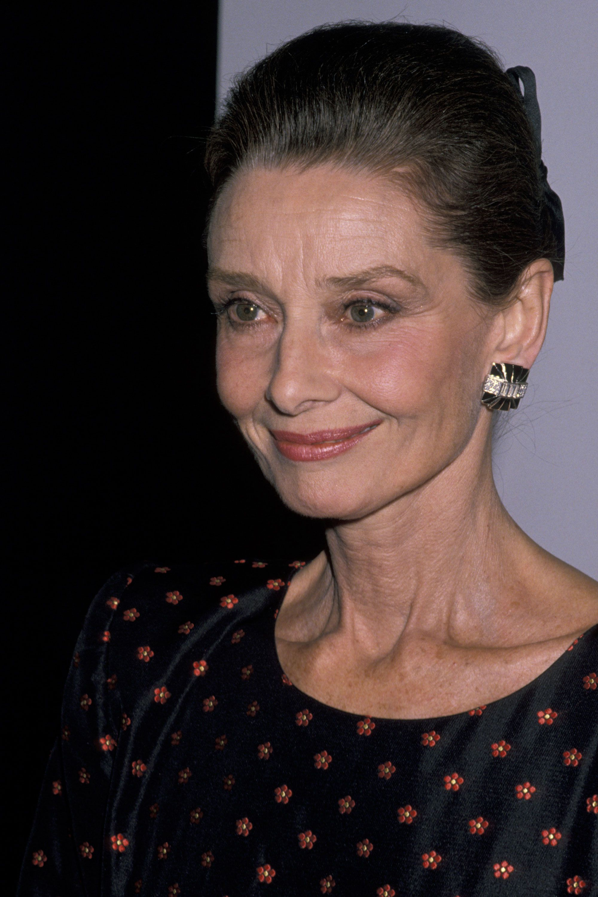 Audrey Hepburn Pictures Through the Years - Young & Old Photos of ...