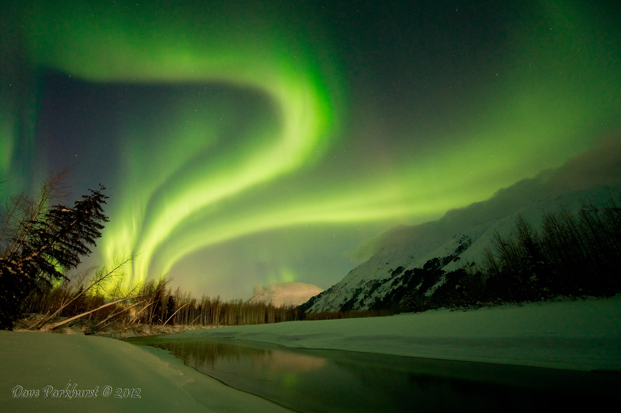 Alaska Naturally Aurora Show | Anchorage Northern Lights Show