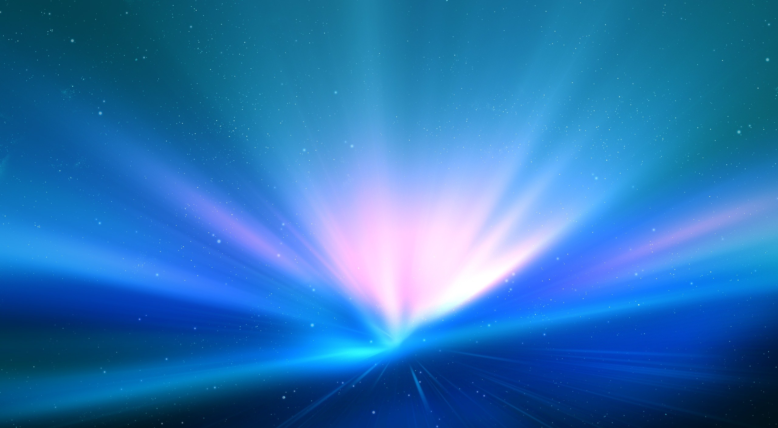 Aurora, Abstract, Blue, Burst, Soft, HQ Photo