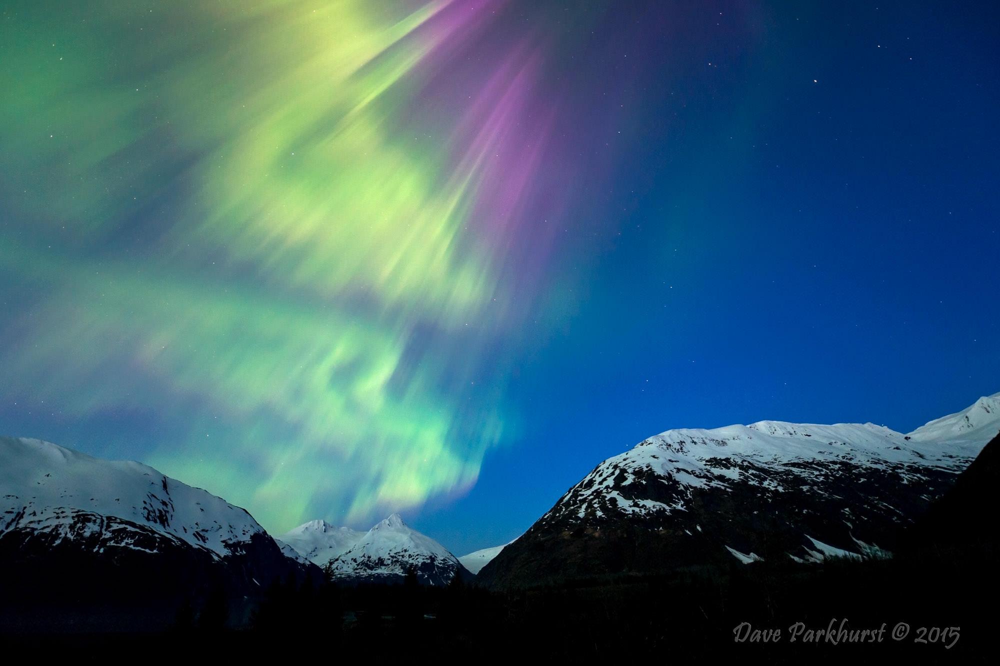 Alaska Naturally Aurora Show   Anchorage Northern Lights Show