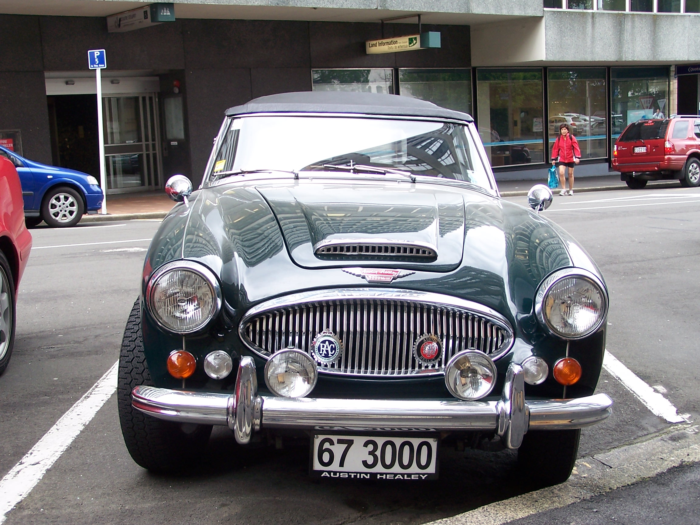 Austen Heakley Mk III 1967, Car, Dunedin, Healey, Nz, HQ Photo