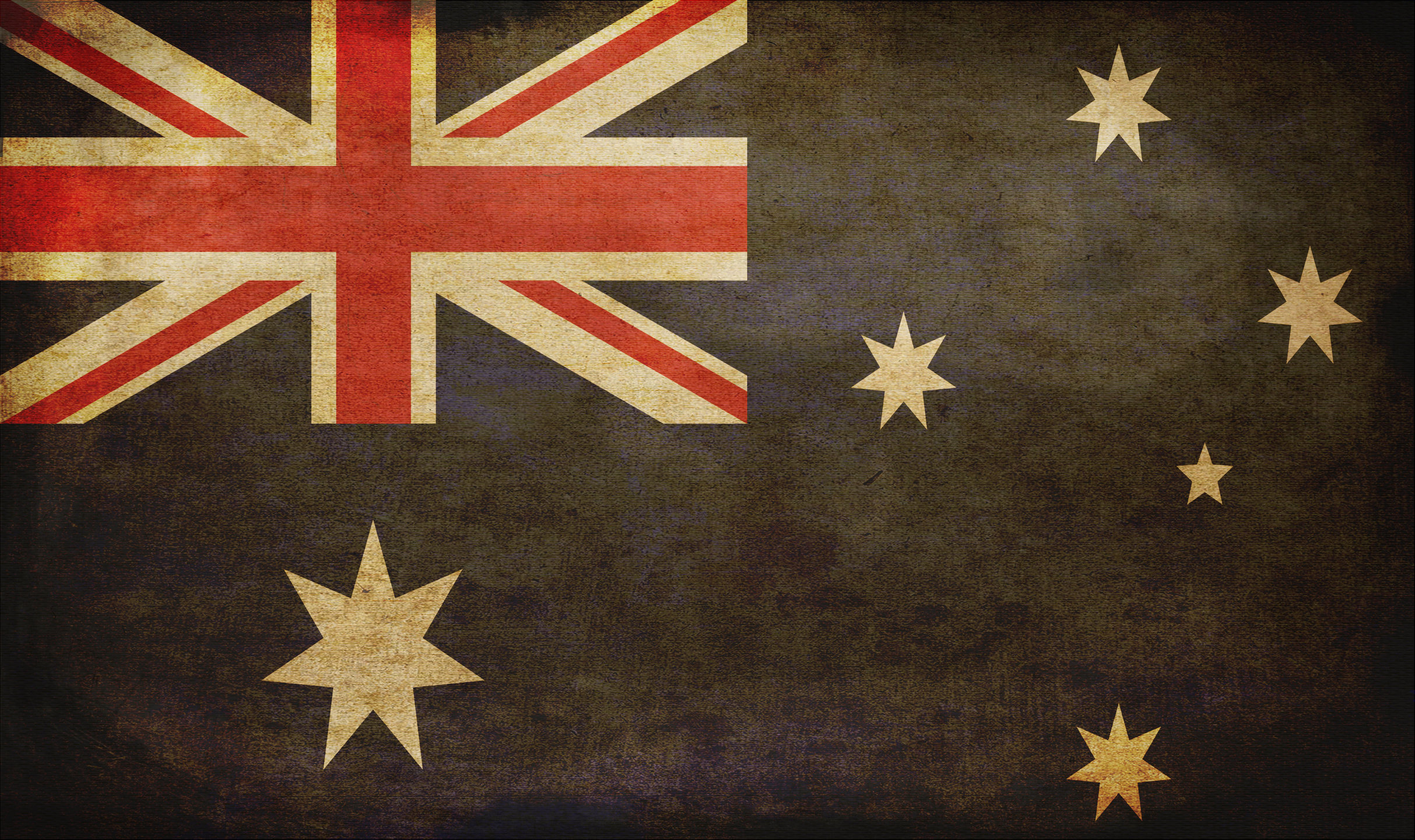 Australia - Grunge by tonemapped on DeviantArt