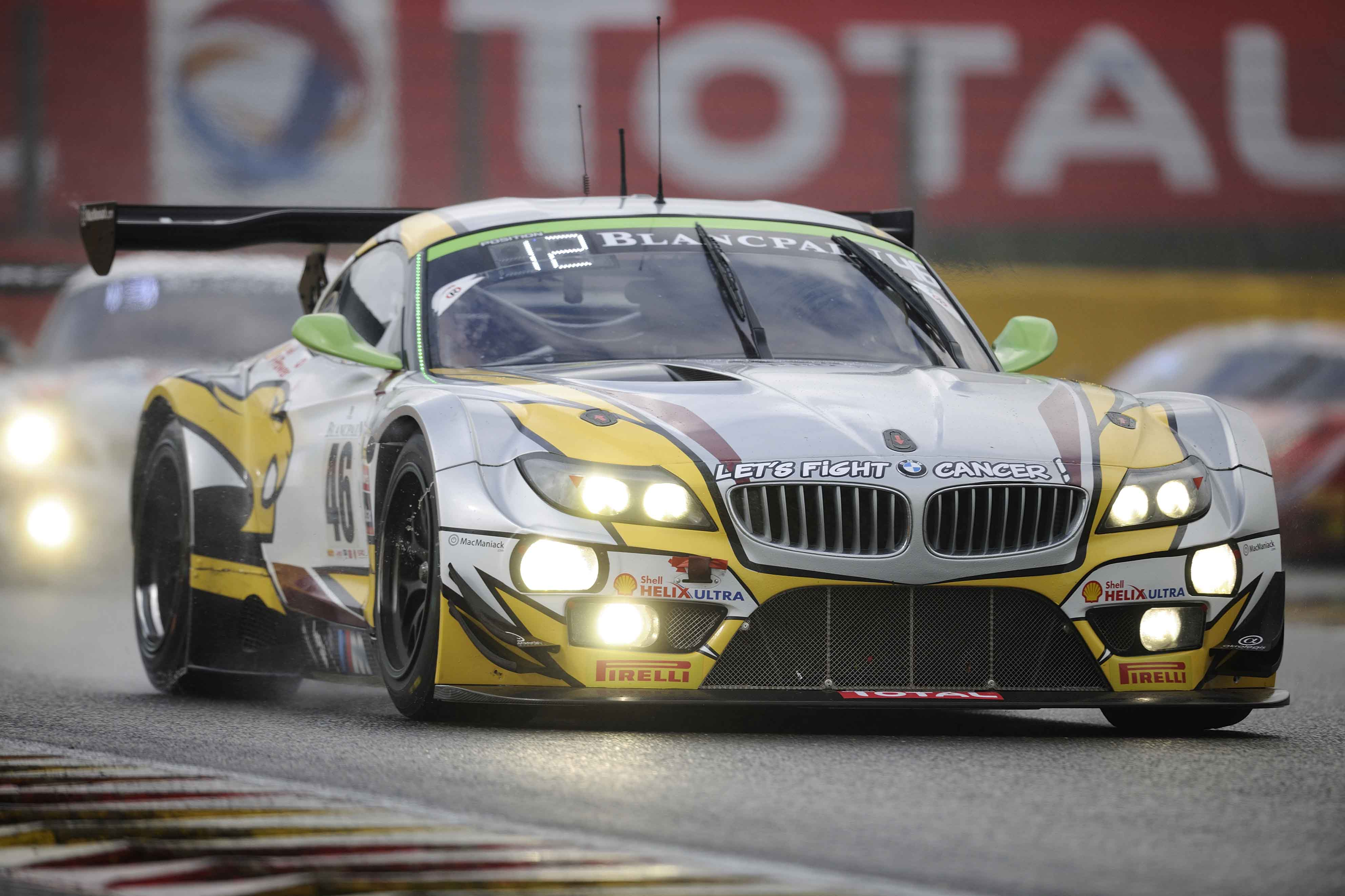 Marc VDS leaves auto racing | BMW Car Club of America