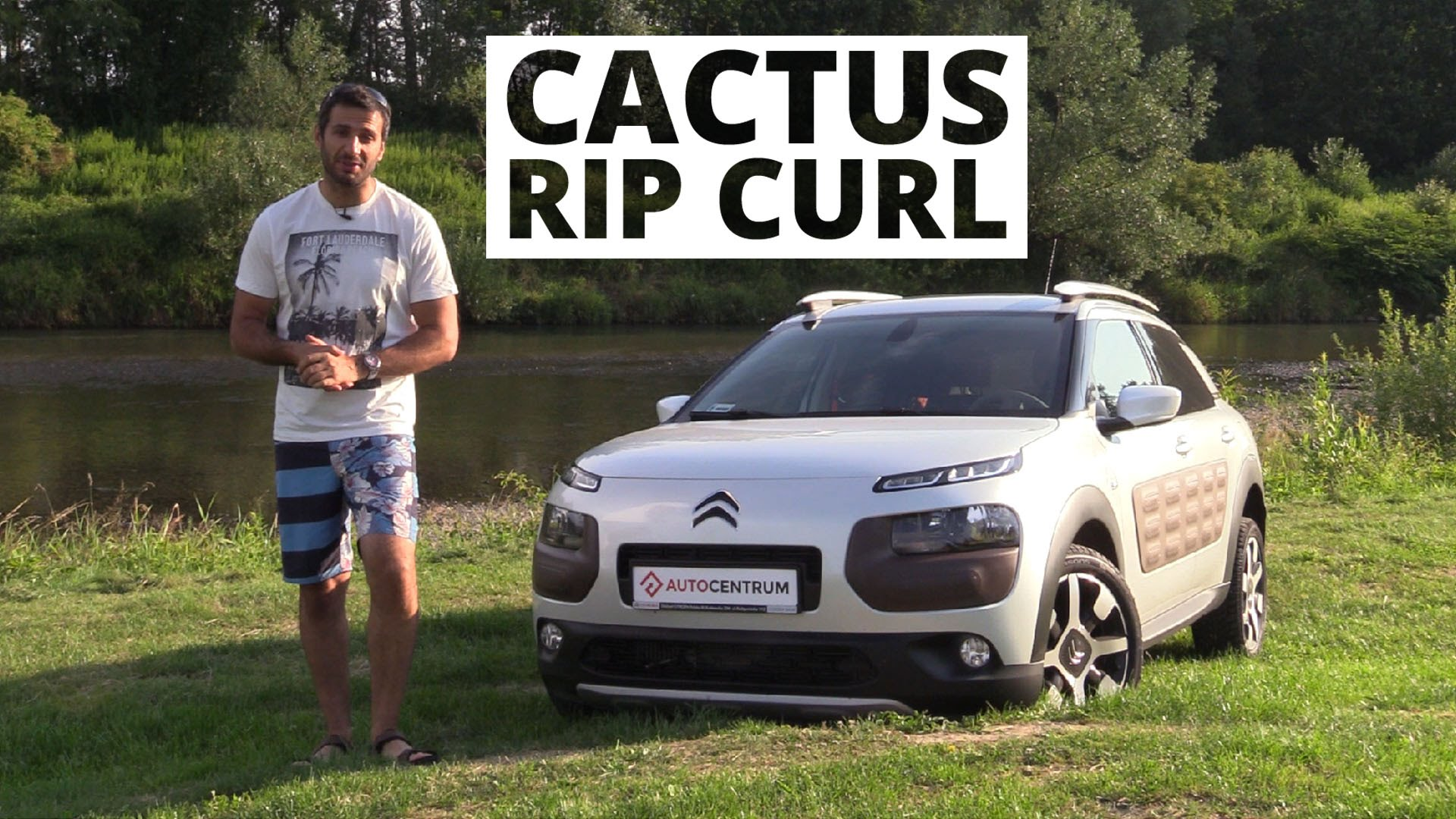 Citroen C4 Cactus Rip Curl 1.6 BlueHDI 100 KM, 2016 - test ...