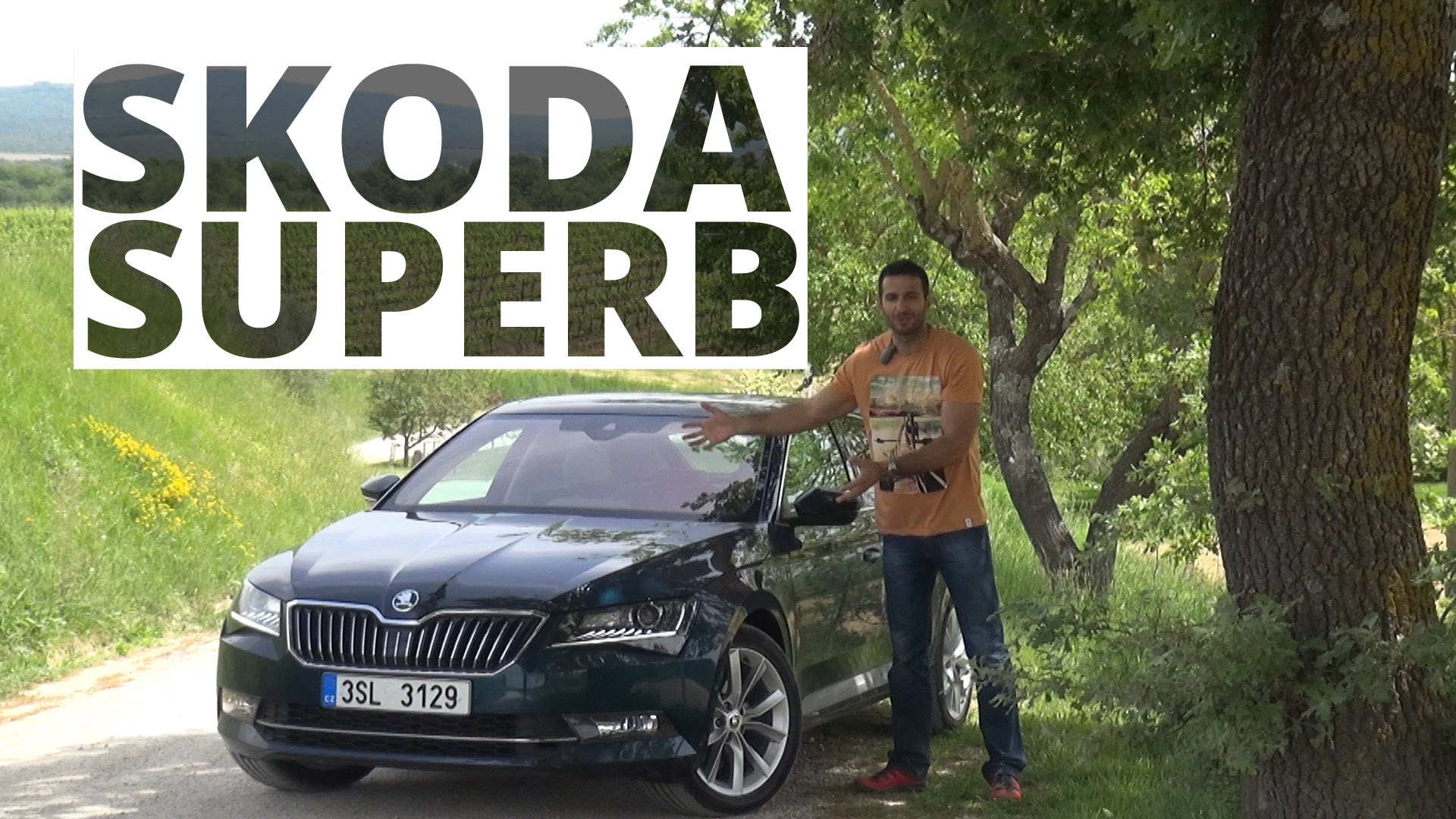 Skoda Superb, 2015 - prezentacja AutoCentrum.pl #197 - wideo w cda.pl