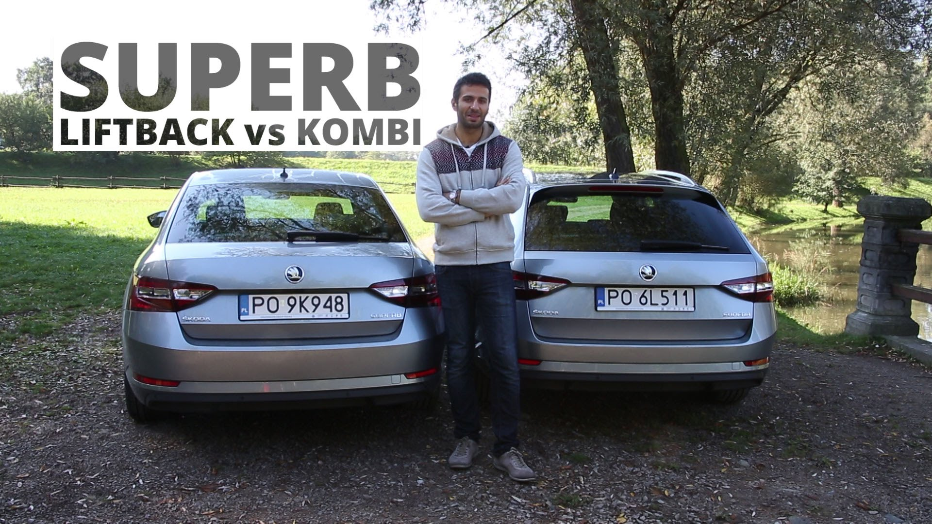 Skoda Superb Limousine kontra Combi - porównanie AutoCentrum.pl #231 ...