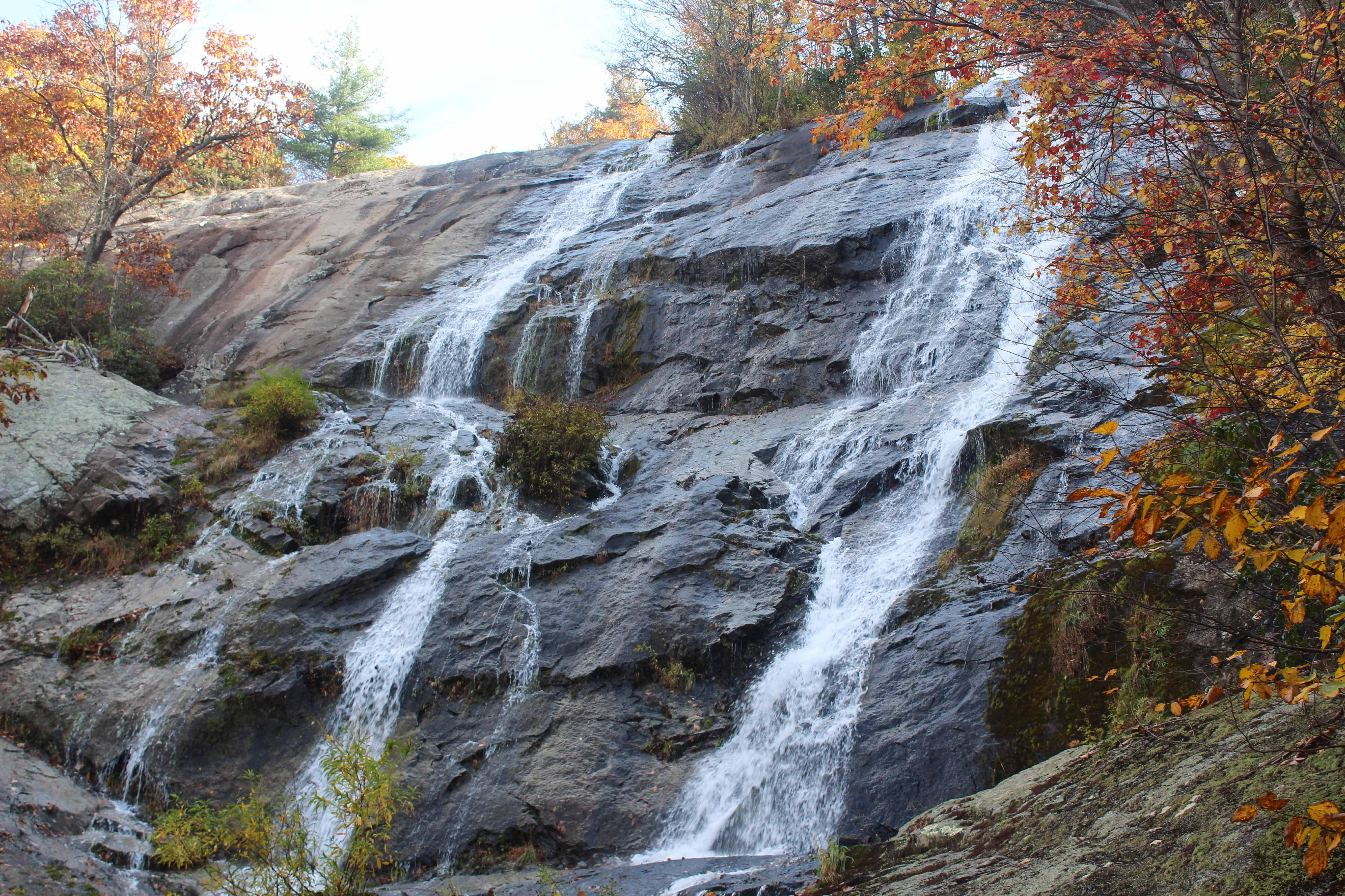 Crabtree Falls, Montebello Virginia | Reshape for Autumn | Pinterest ...