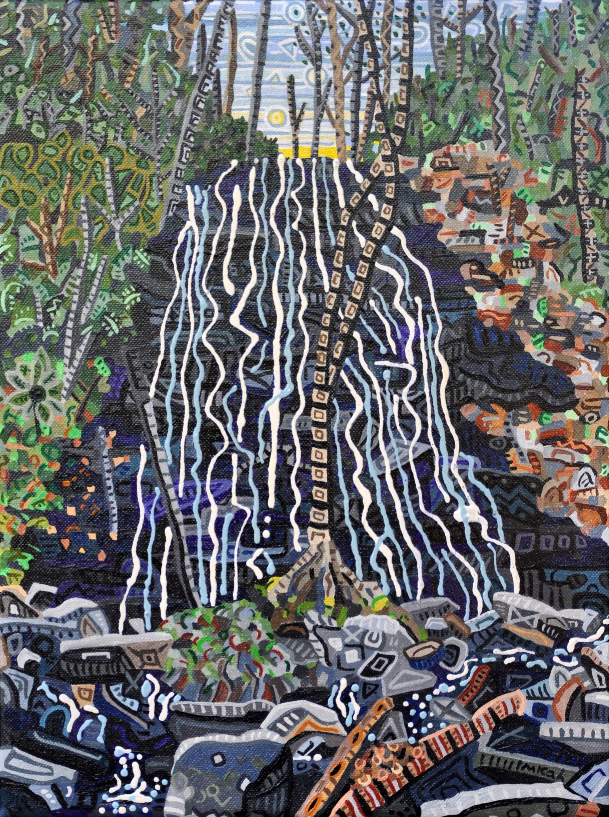 Micah Mullen - More Artwork of Western North Carolina (2)