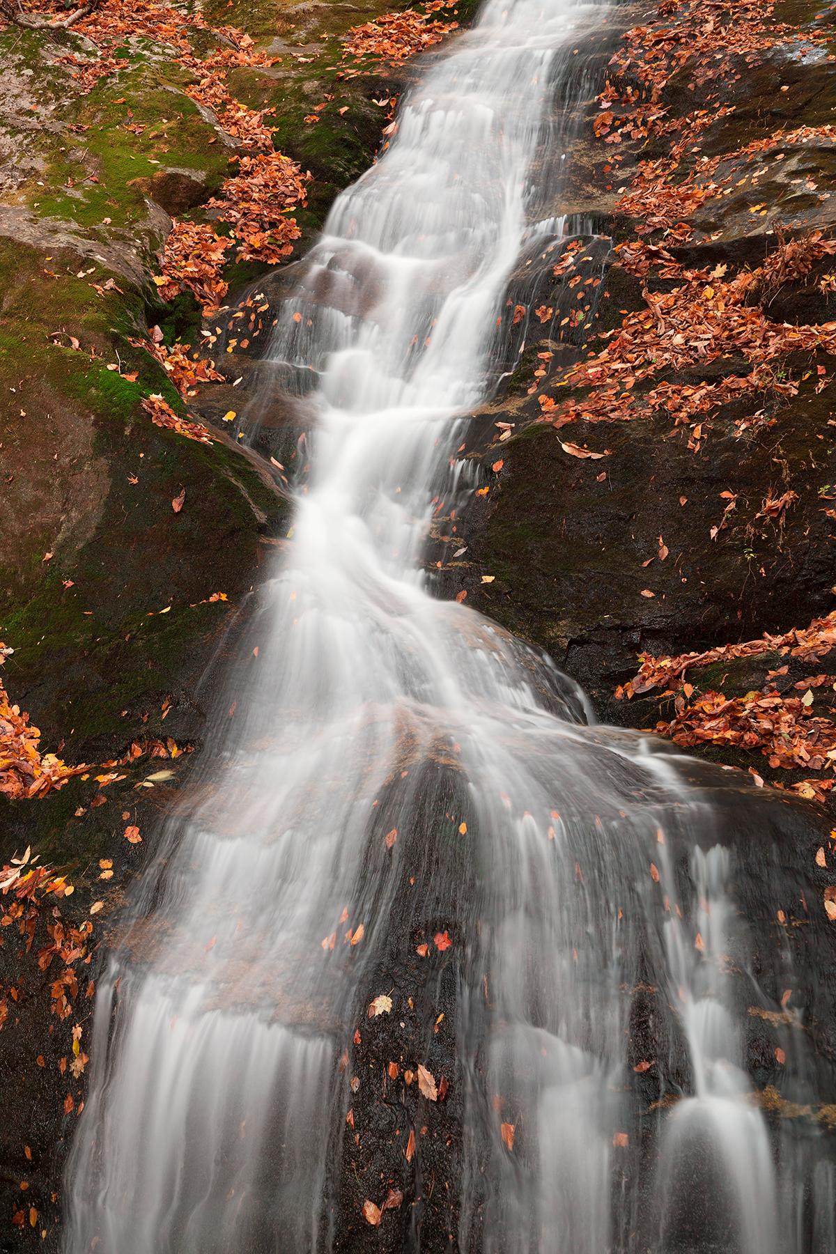 Autumn Crabtree Falls, America, Pristine, Shade, Serenity, HQ Photo