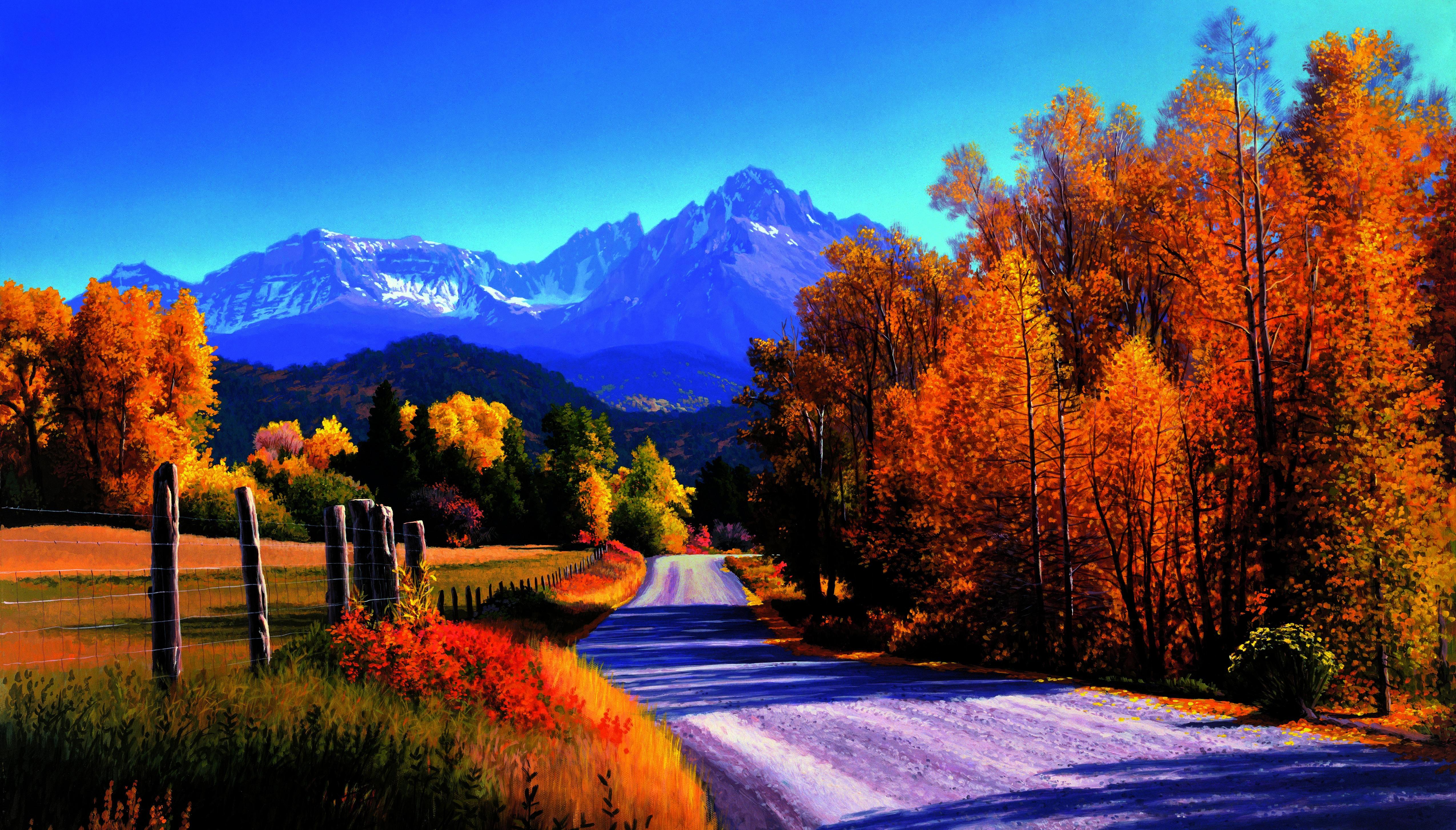 Picture 3 of 26 - Landscape Images Luxury Autumn Landscape ...