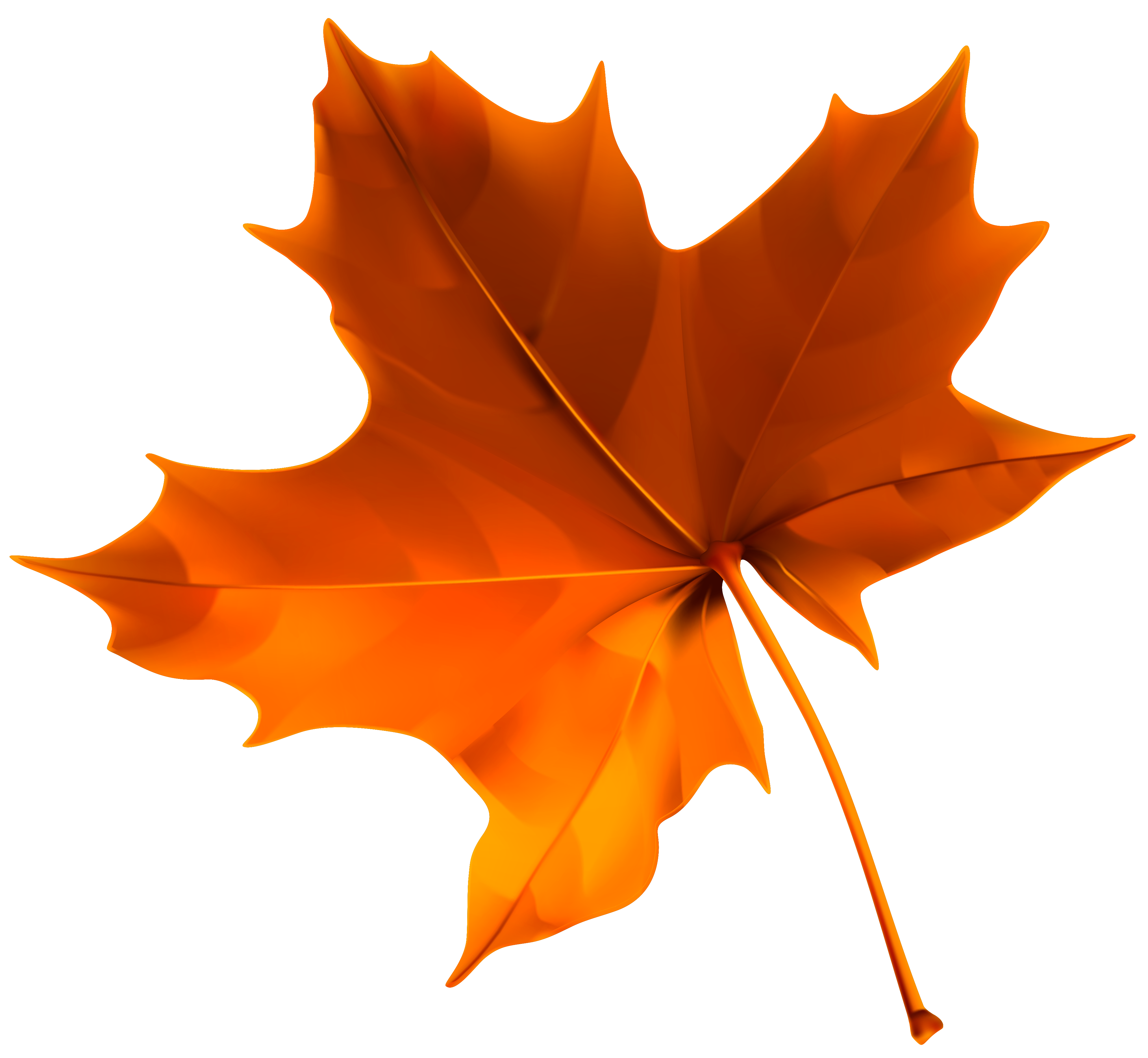 Autumn Red Leaf PNG Clipart Image | Gallery Yopriceville - High ...