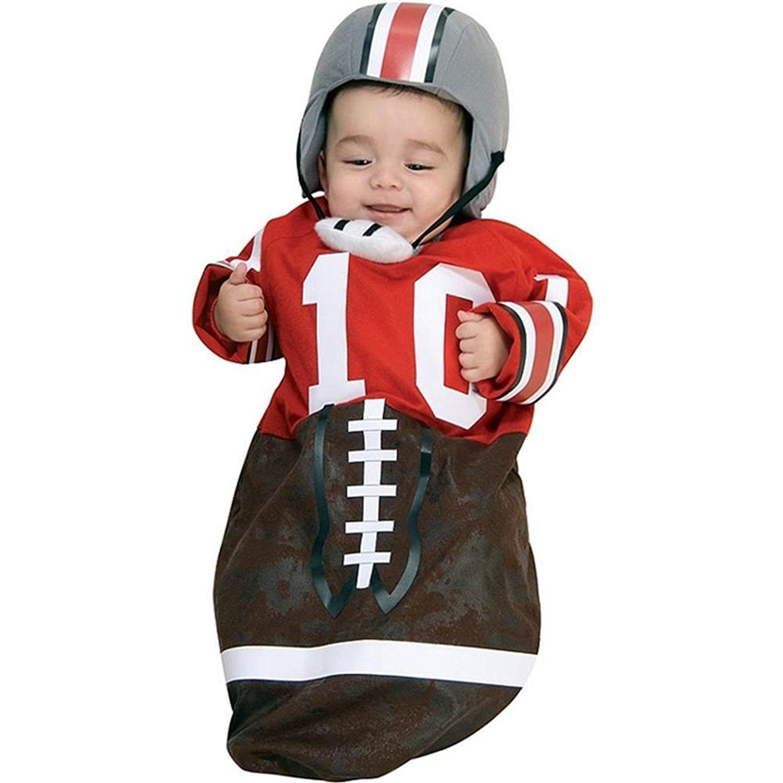 Baby football photo