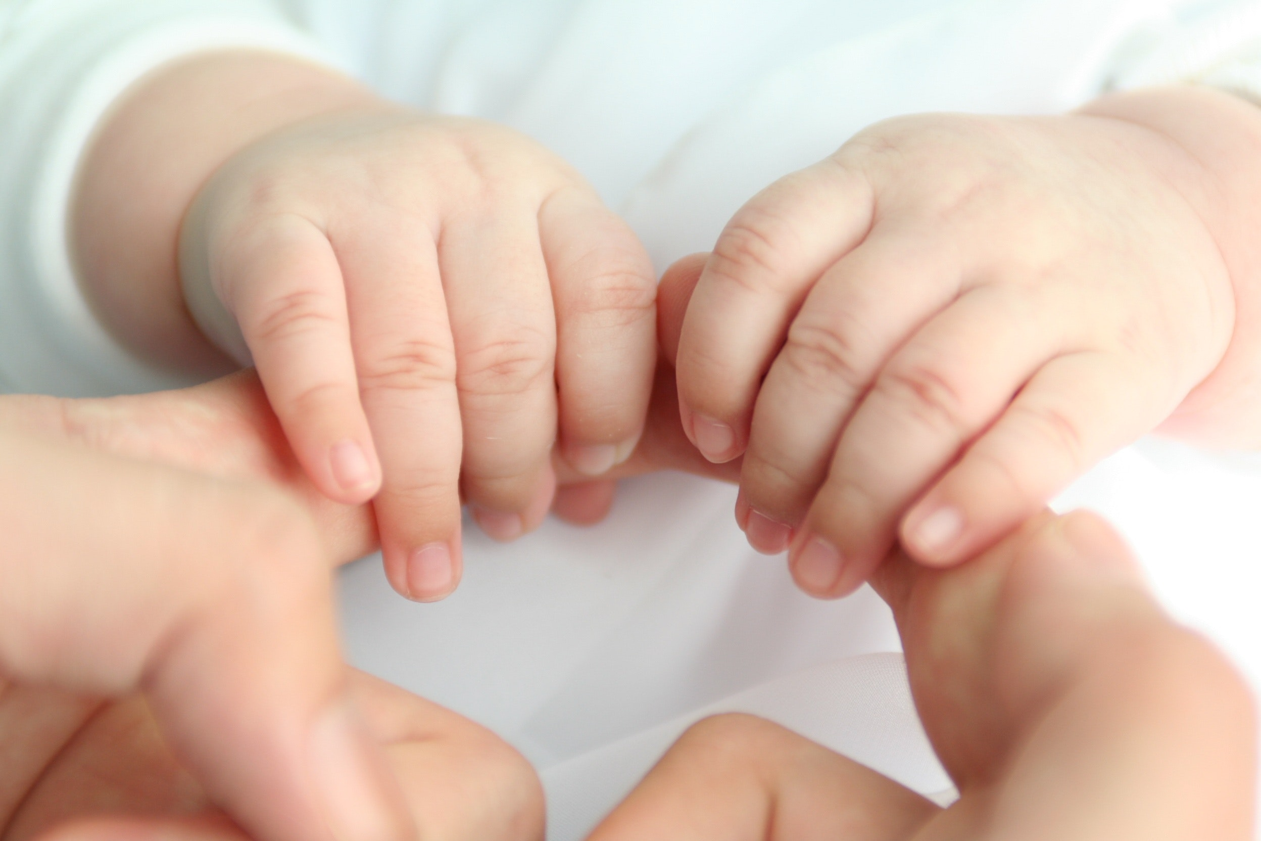 Free stock photo of baby, baby hand, love