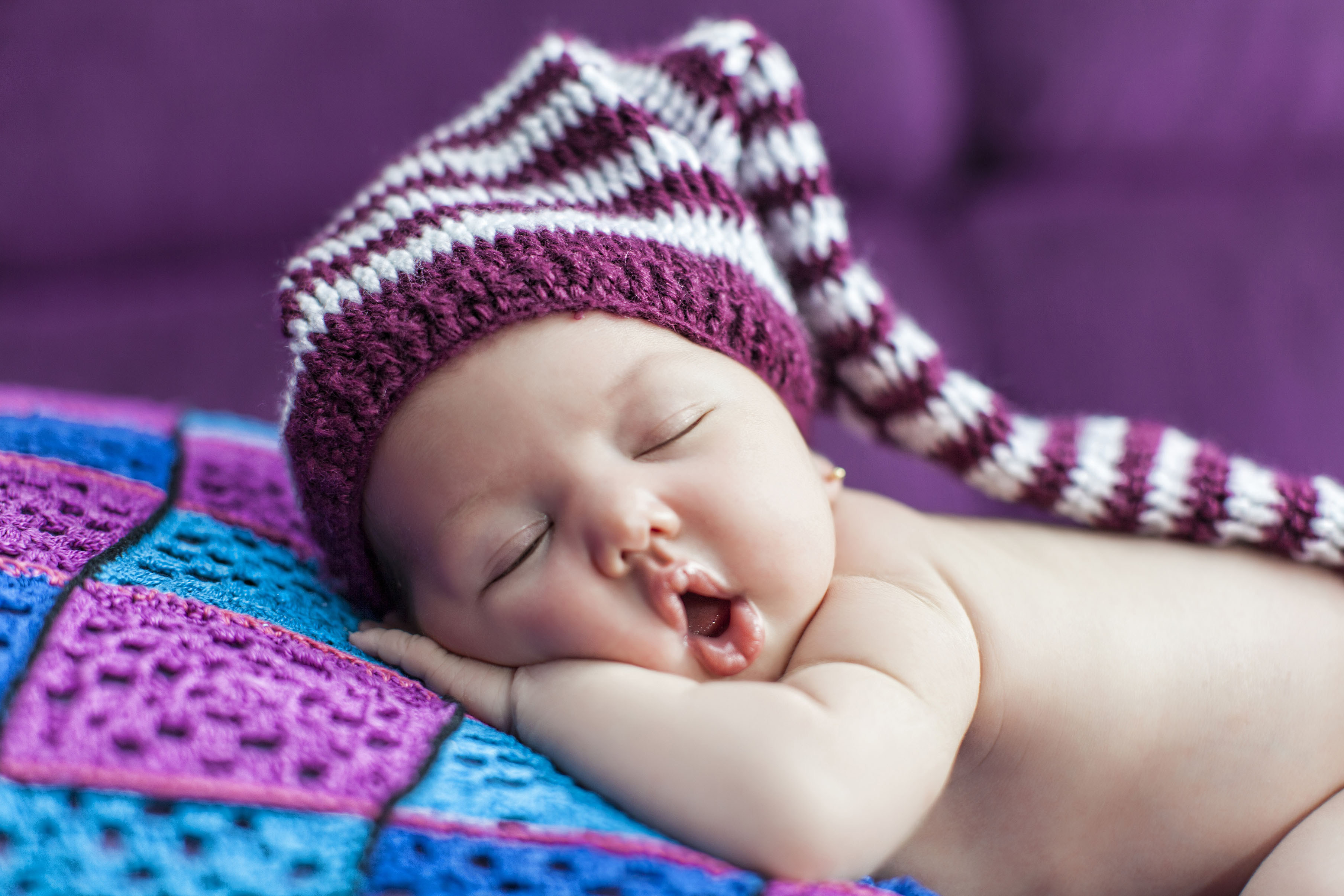 How Much Sleep Does a Baby Need?