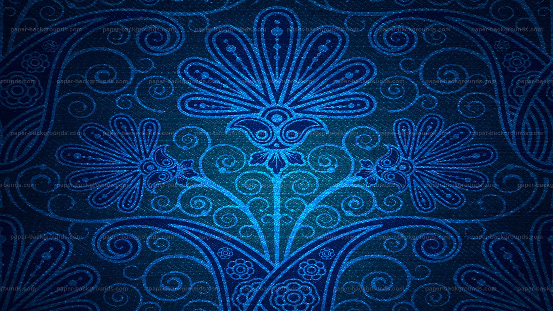Paper Backgrounds | Damask Blue Backdrop Background Texture HD