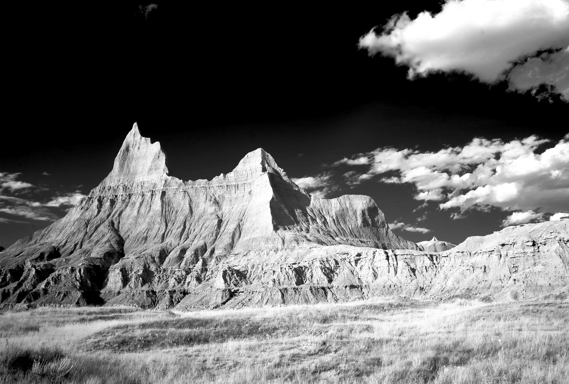 Bad lands photo