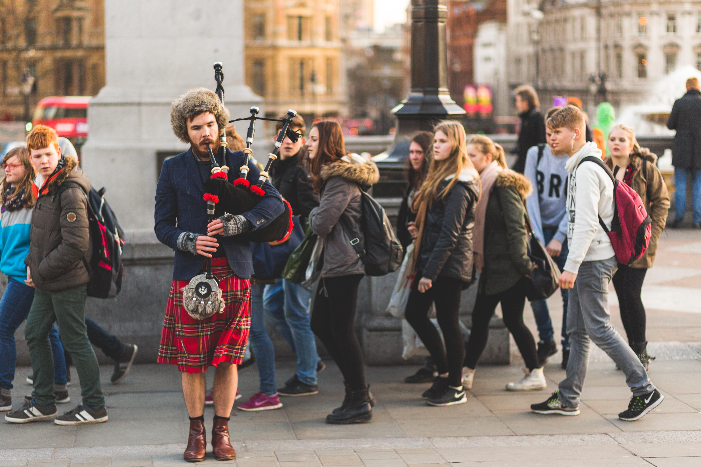 Bagpiper, People, Piper, Pipe, Human, HQ Photo