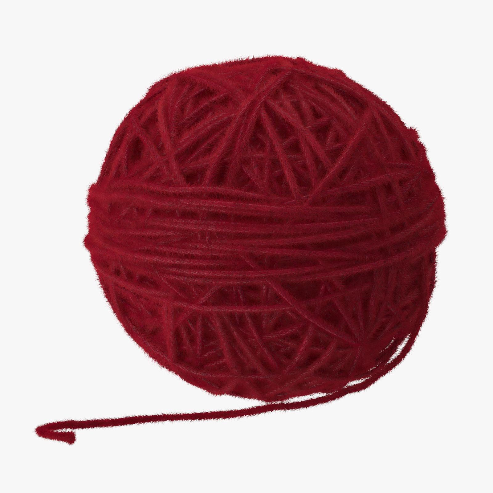 Ball of yarn photo