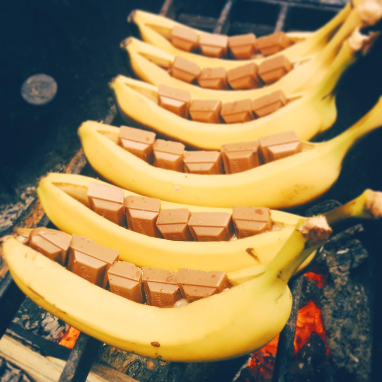 Campfire Banana Boats - Vincci Tsui, RD