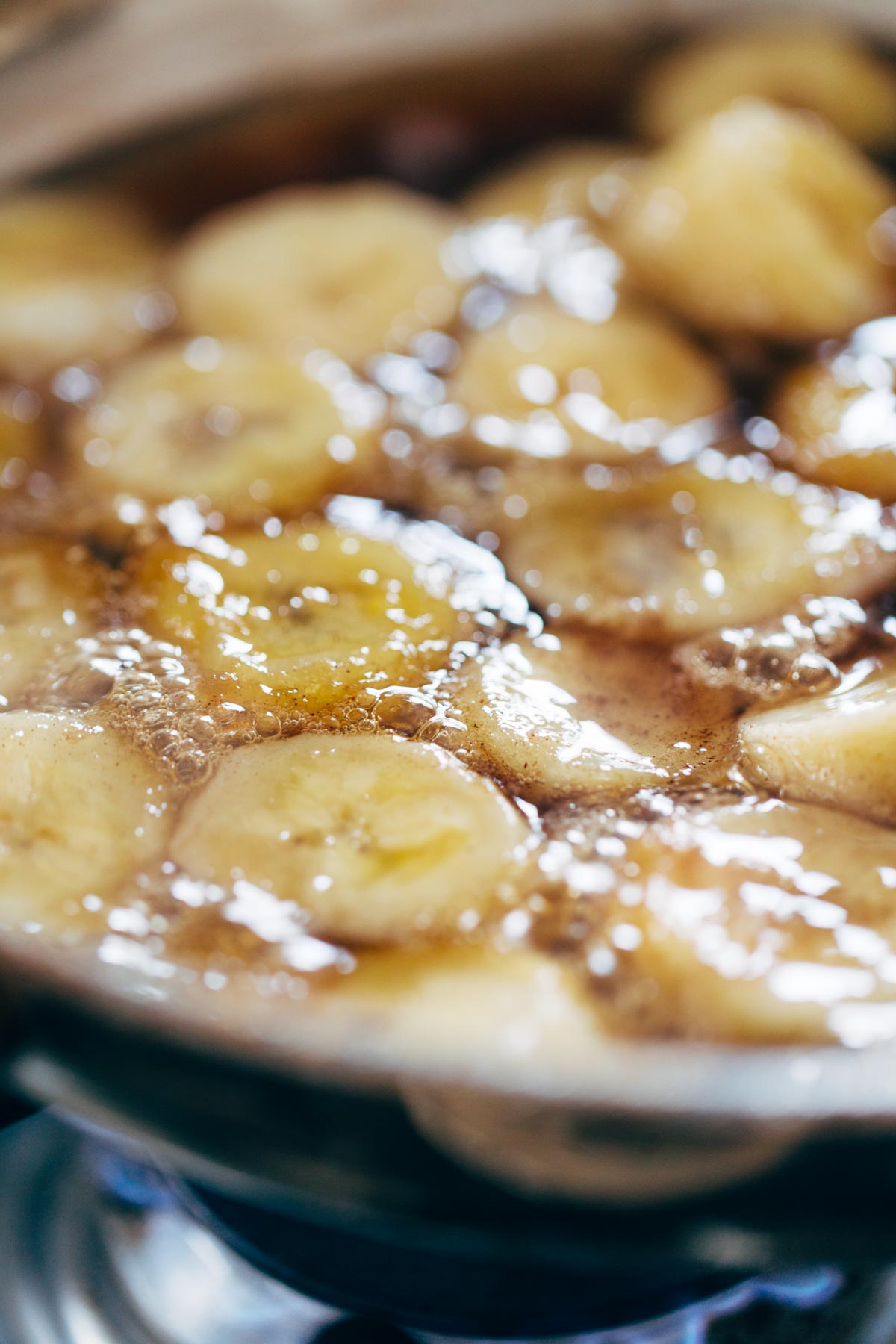 Caramelized Banana Oatmeal Recipe - Pinch of Yum